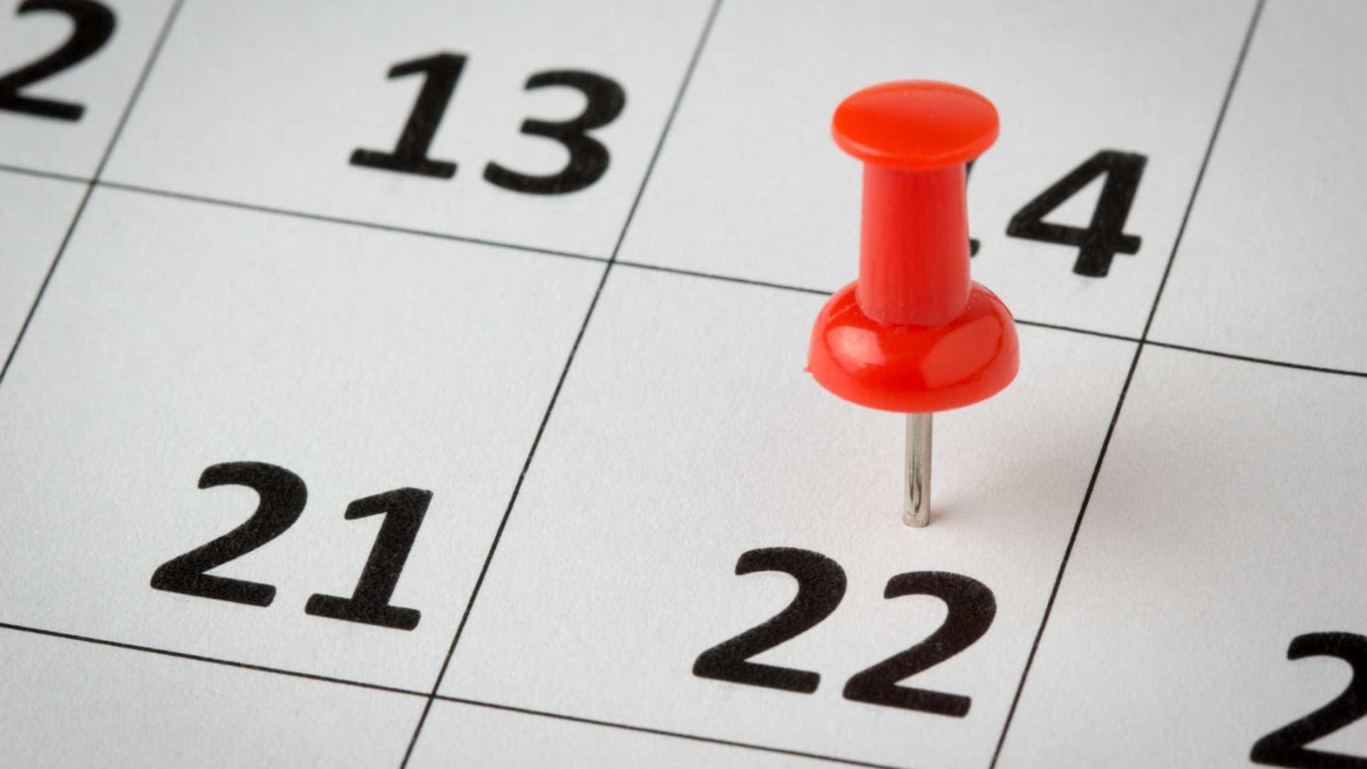 Calendário dos idosos junta novos e velhos em 2018