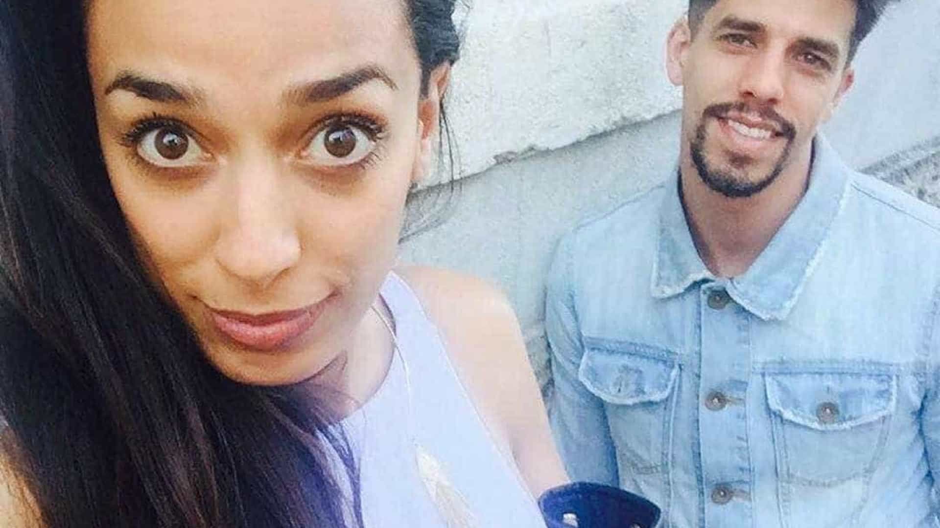 Uma década de amor: Cifrão declara-se à namorada nas redes sociais