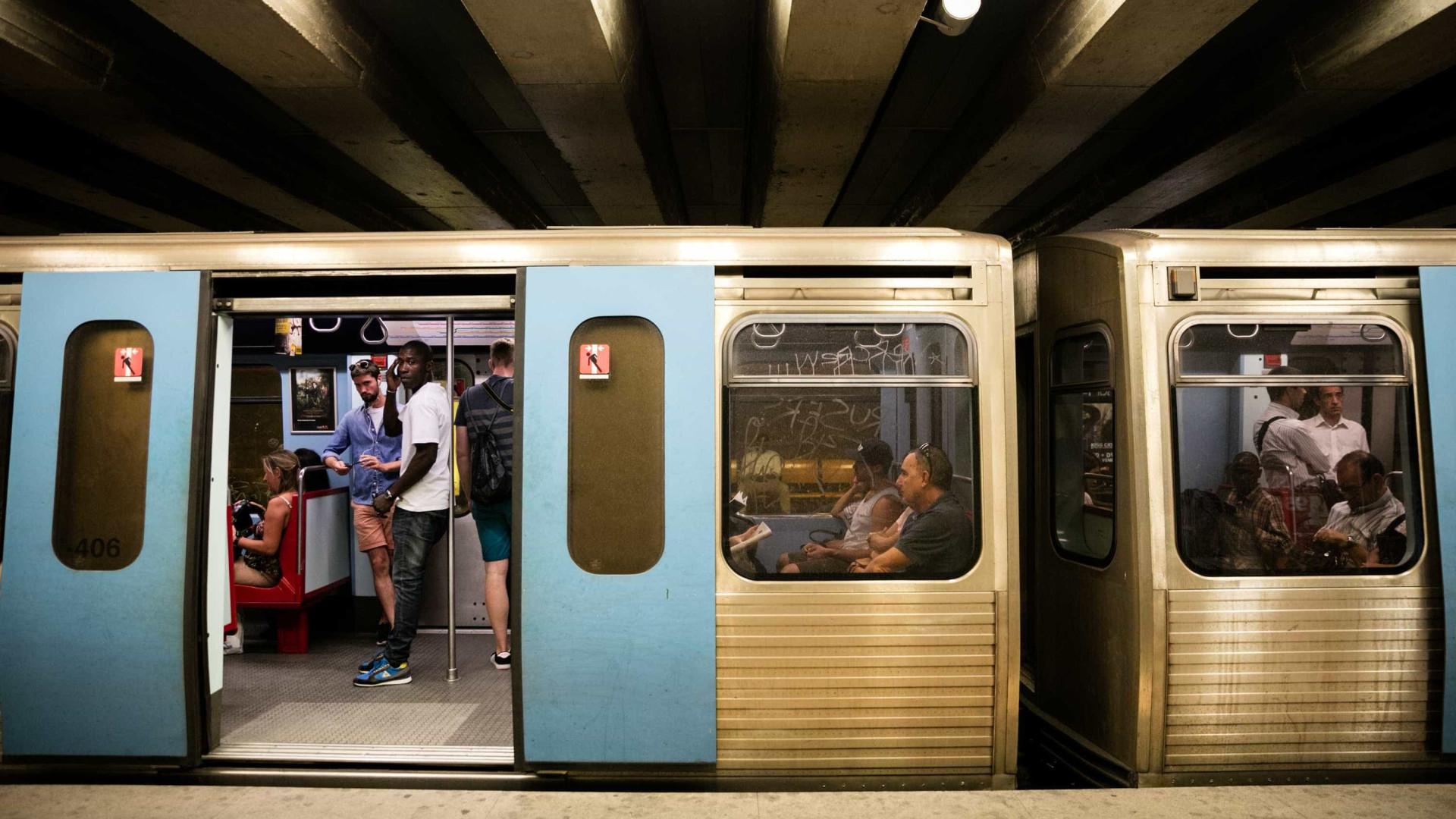 Metro de Lisboa aumentou receitas e passageiros no primeiro semestre