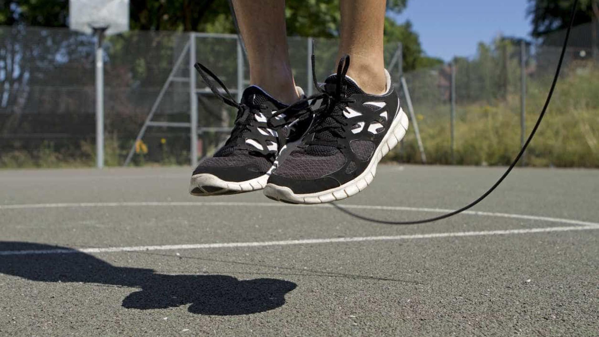 Por que saltar à corda é um exercício surpreendentemente bom