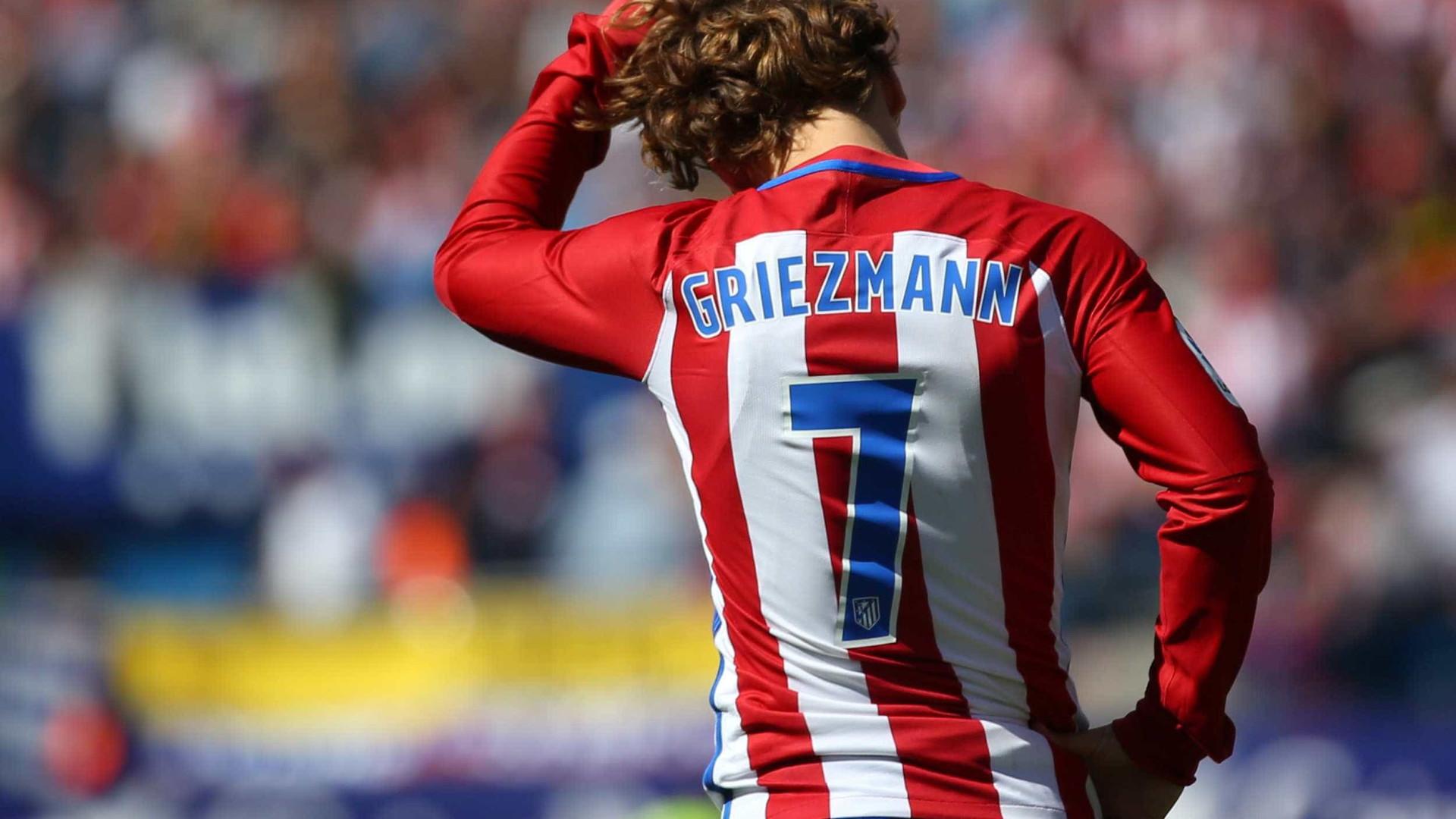 Griezmann explica que ficou no Atlético por proibição do clube em contratar