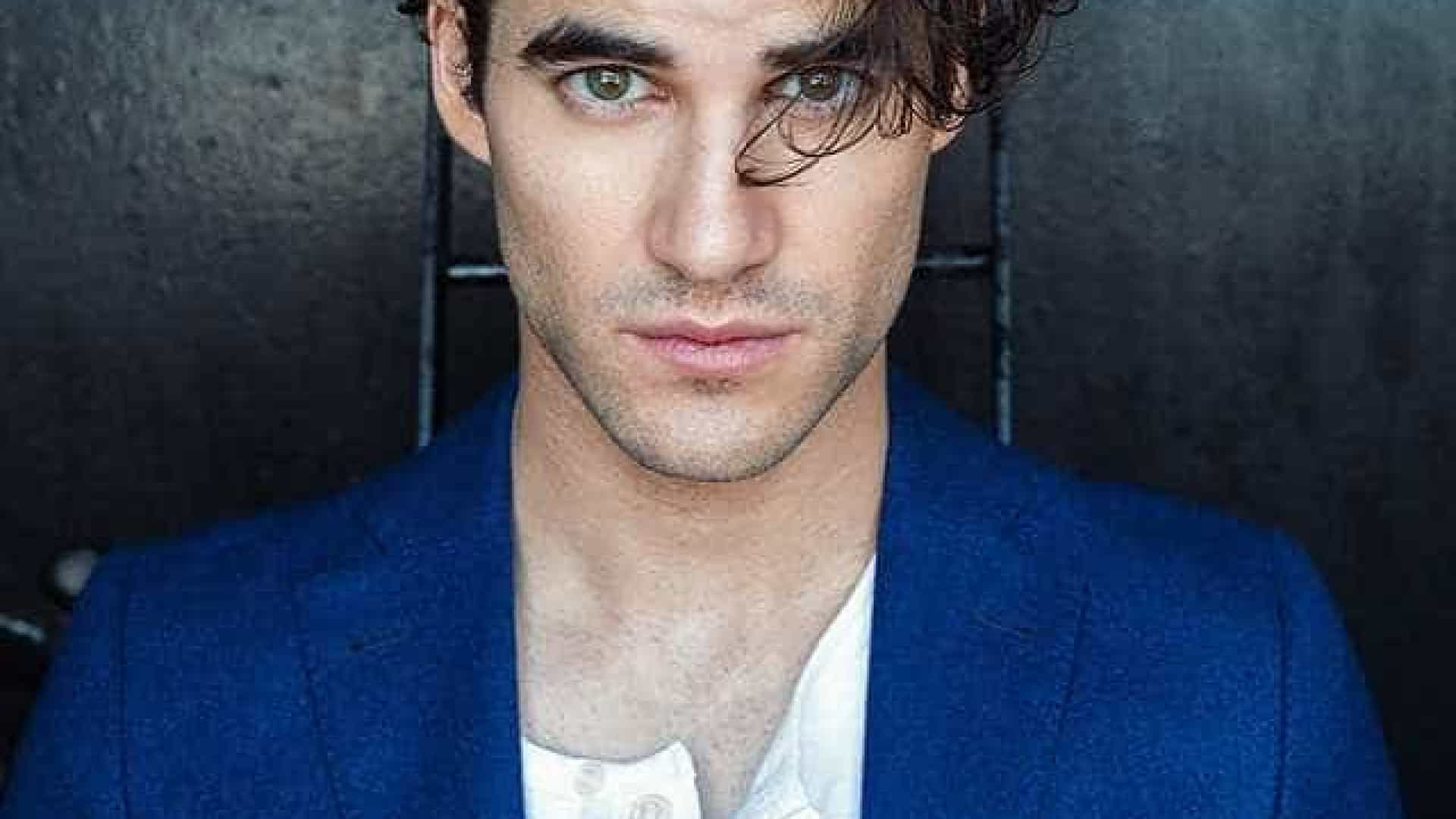 Ator de 'Glee', Darren Criss, está noivo