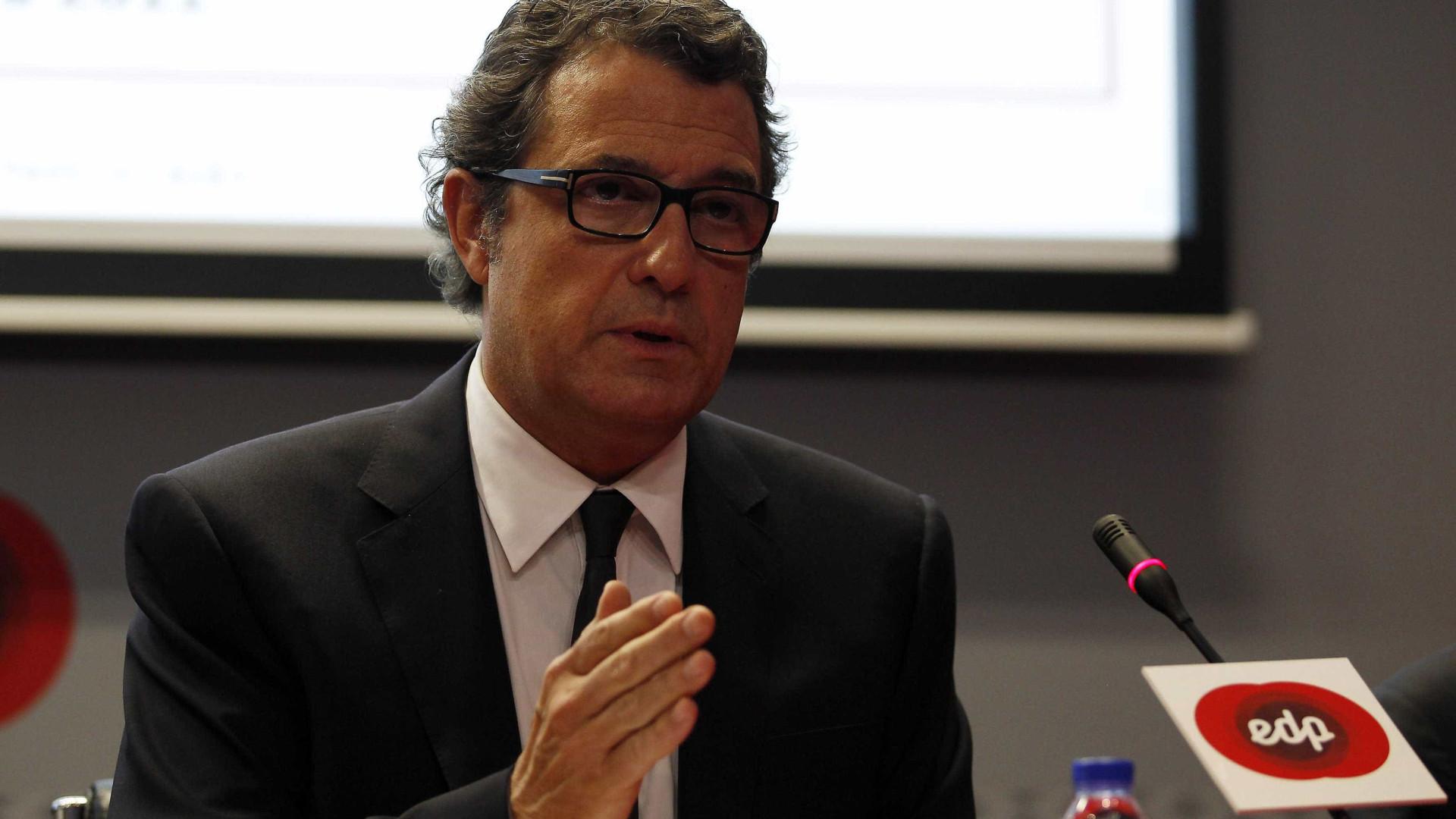 MP proibido por juiz de aceder a dados bancários e fiscais de Mexia