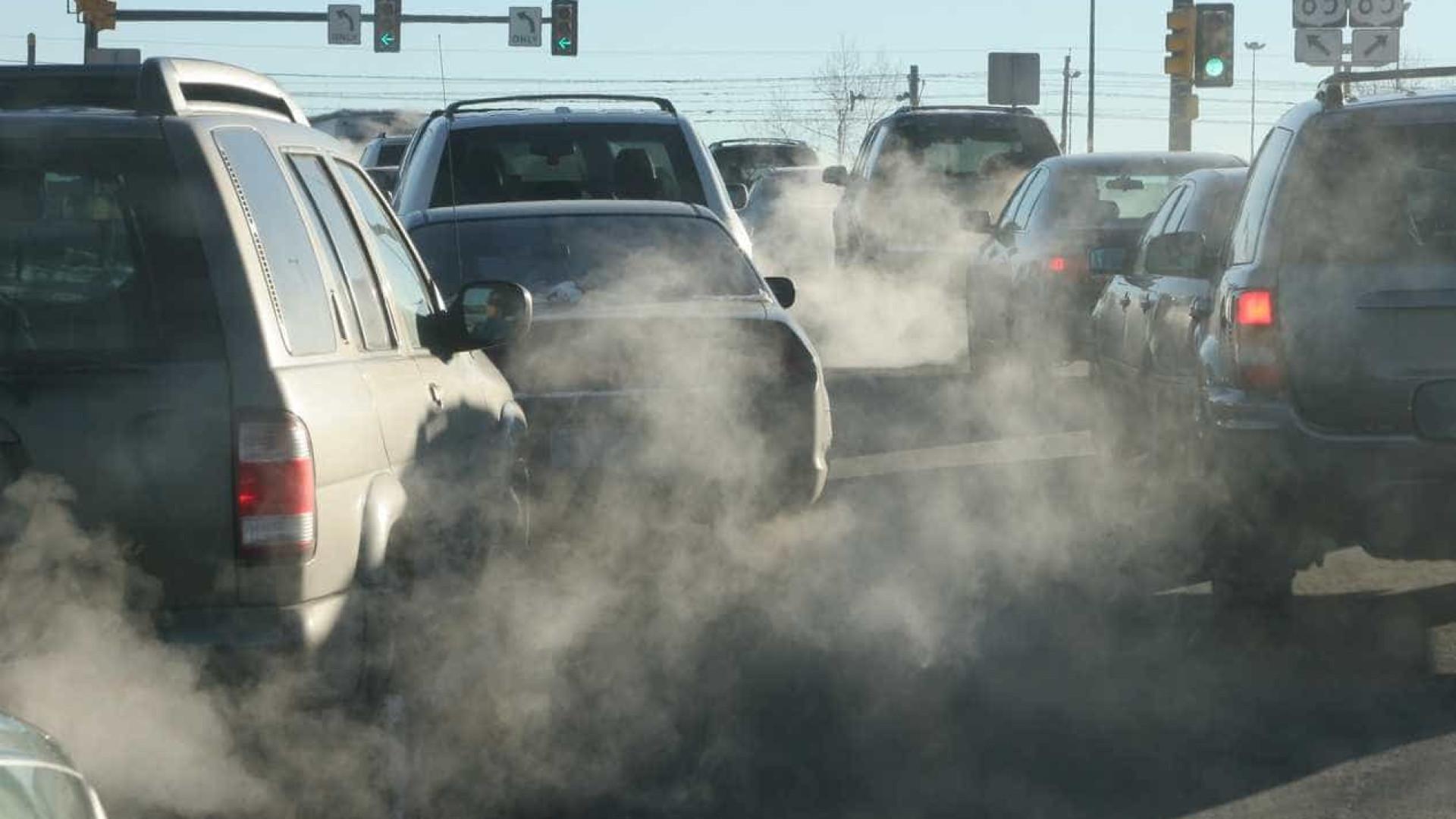Alerta: Poluição do ar excede limites em Lisboa