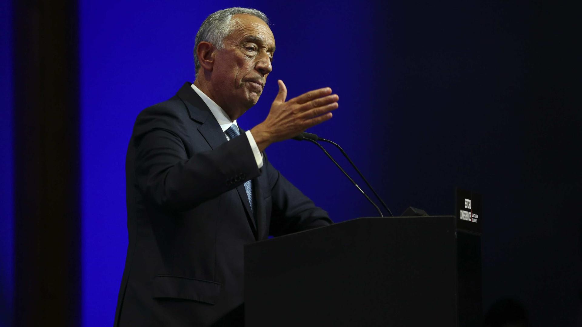 Marcelo exonerou secretário do Conselho Superior de Defesa Nacional