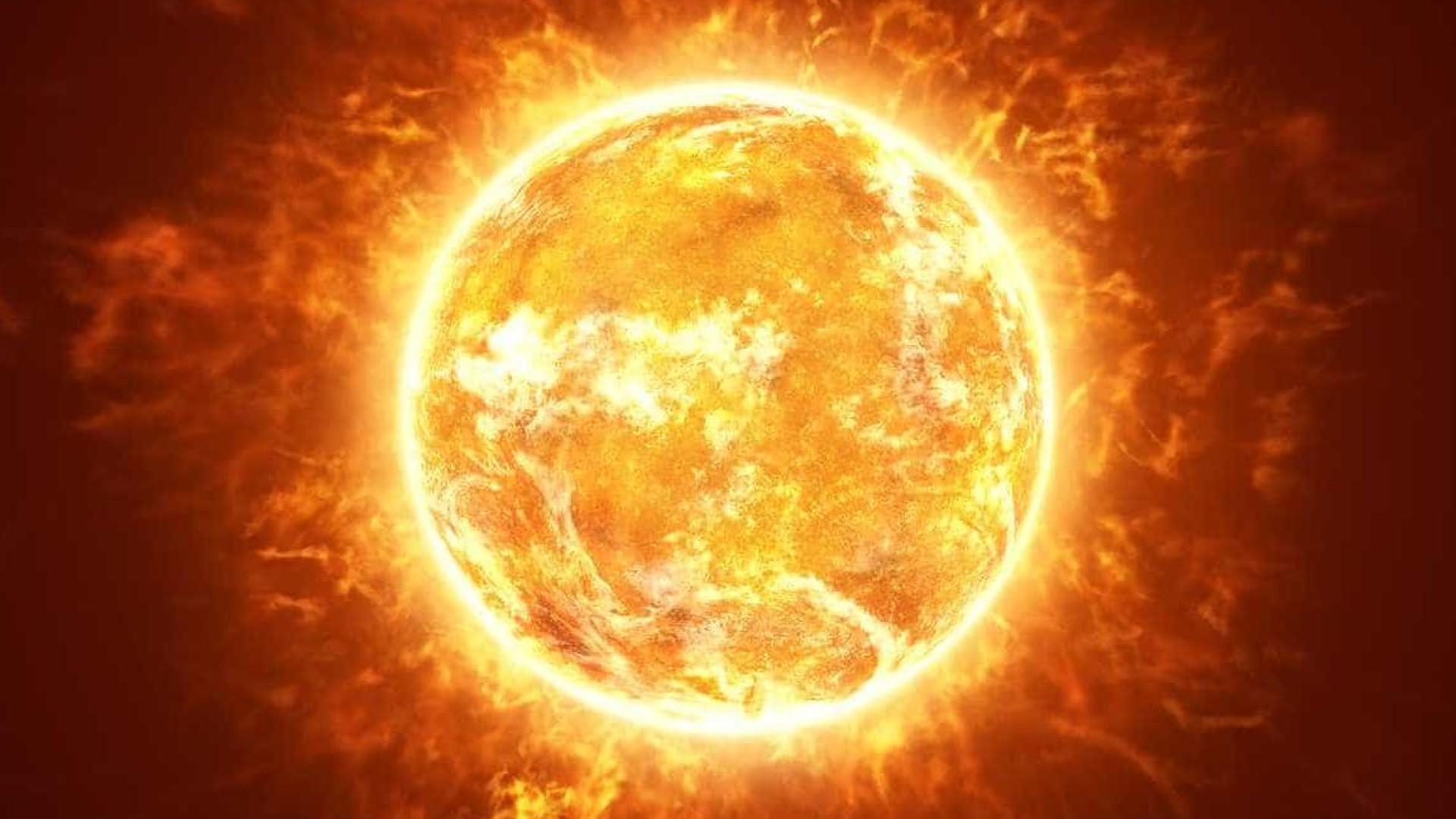 O Sol pode ser ainda maior do que se pensava
