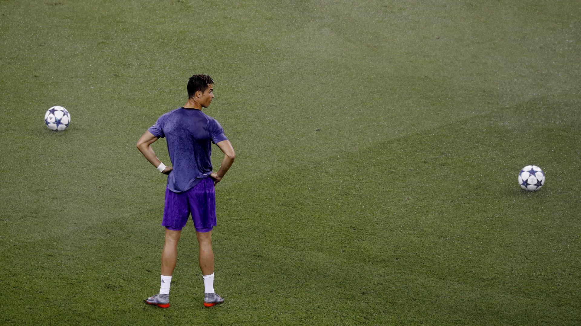 Audiência de Cristiano Ronaldo é marcada para fim de julho — Jornal