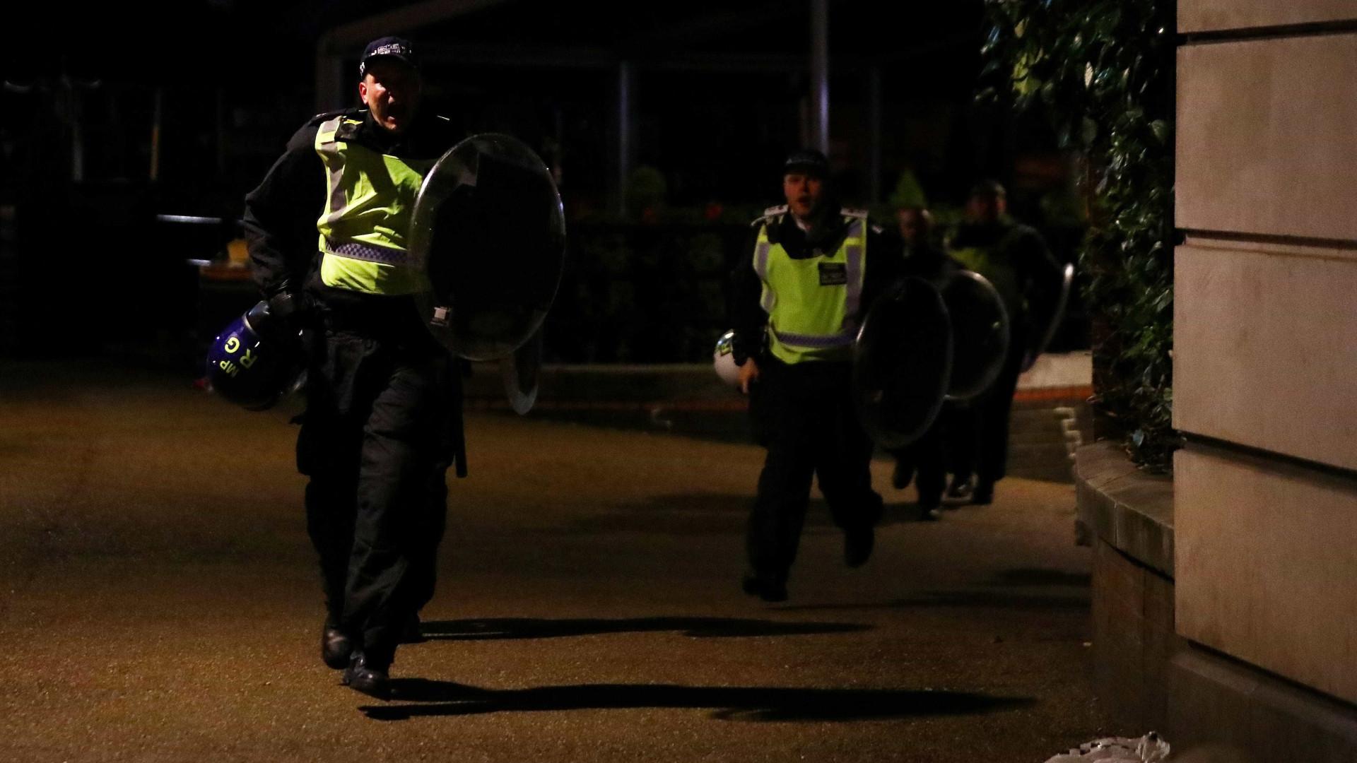 Incidente na London Bridge deixa várias vítimas
