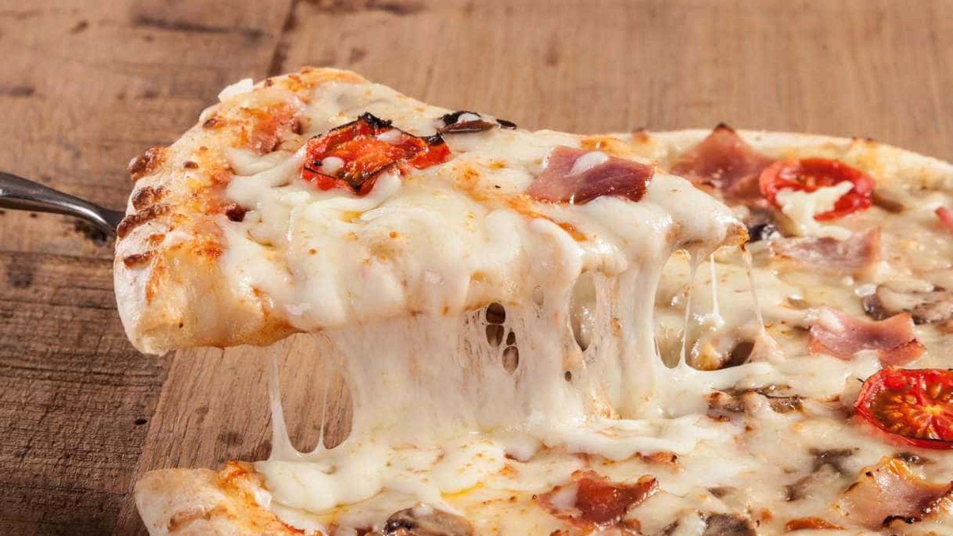 Há mais de 1 milhão de famílias a consumir pizzas congeladas