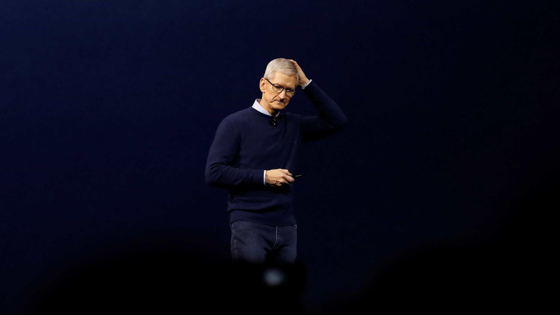 Apple atribui eliminação de apps VPN a pressão chinesa