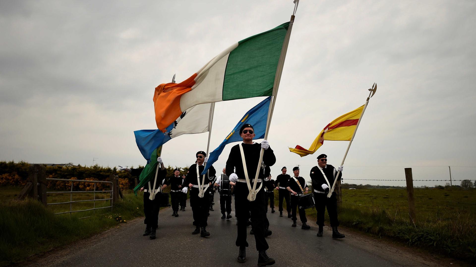 Crise na Irlanda do Norte 'agudiza-se' após falhanço nas negociações