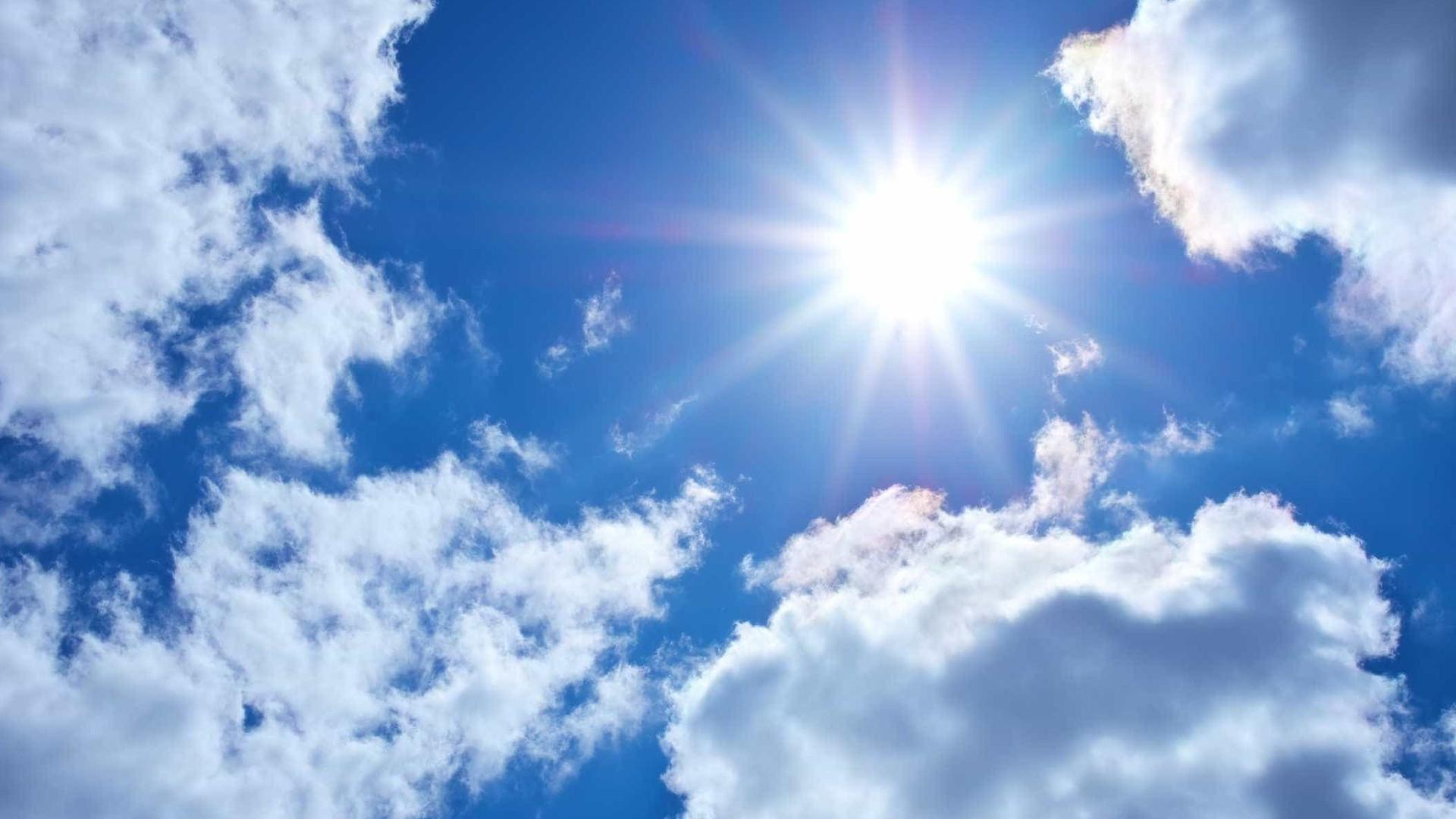 Verão começa esta quarta-feira com temperaturas a descer até 10 graus
