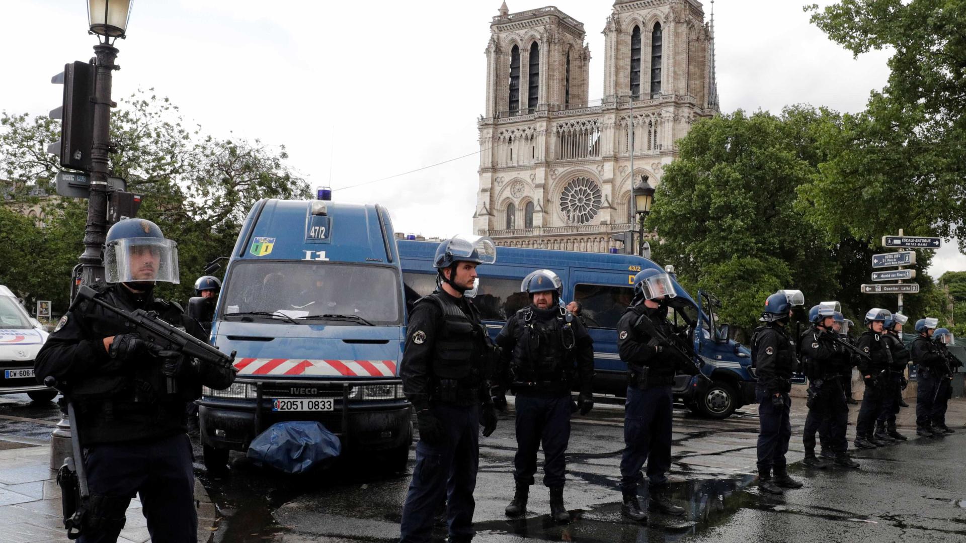 França prolonga por mais seis meses controlo de fronteiras