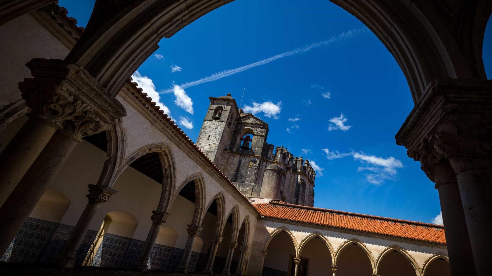 Convento de Cristo reabre ao público na sexta-feira