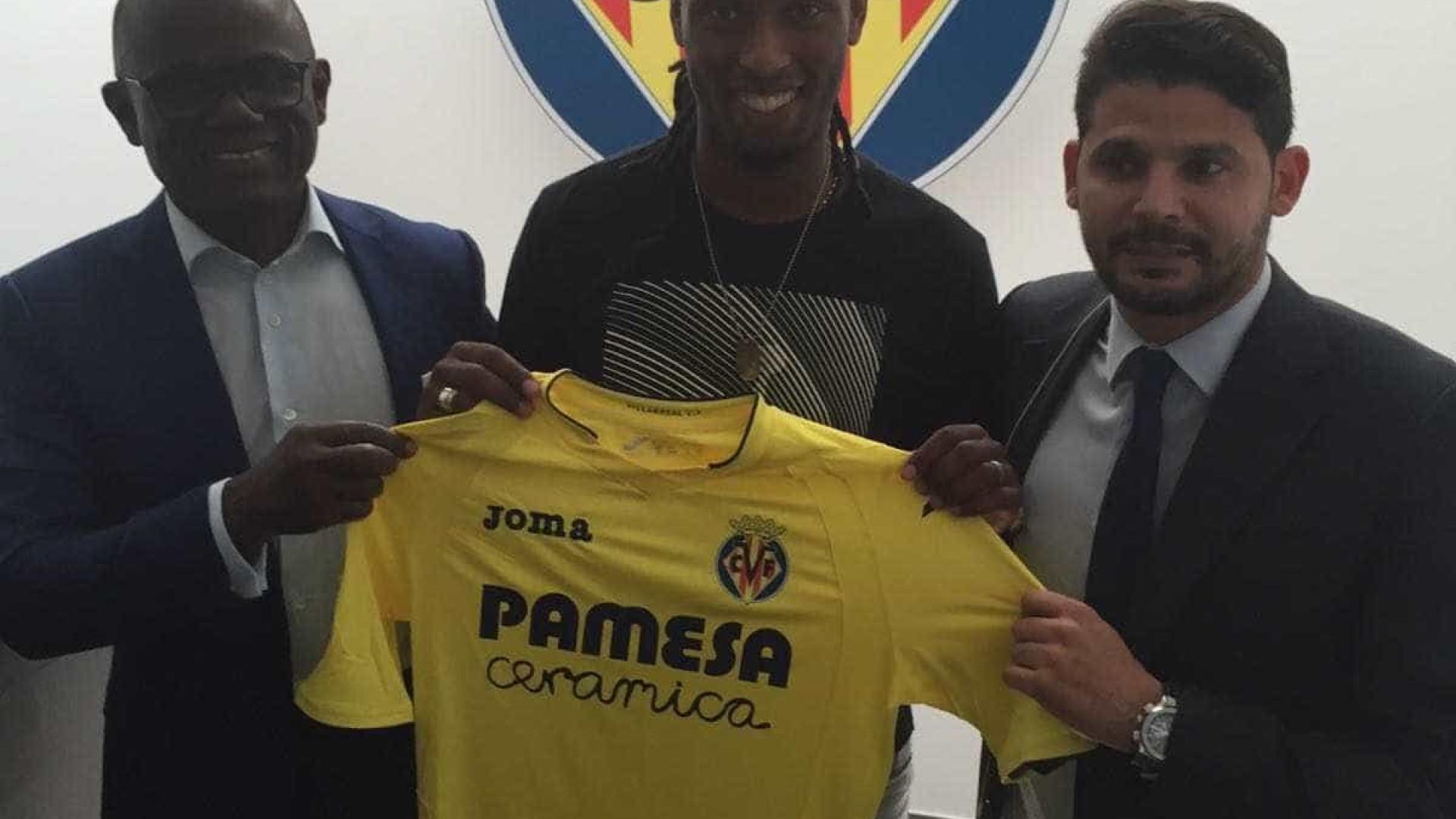 Villarreal  Rúben Semedo já passou testes médicos e está oficializado d6a4deda16a1b