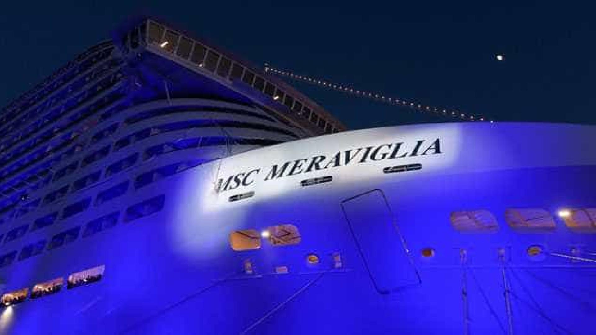 Conheça por dentro o mais moderno navio de cruzeiros do Mundo