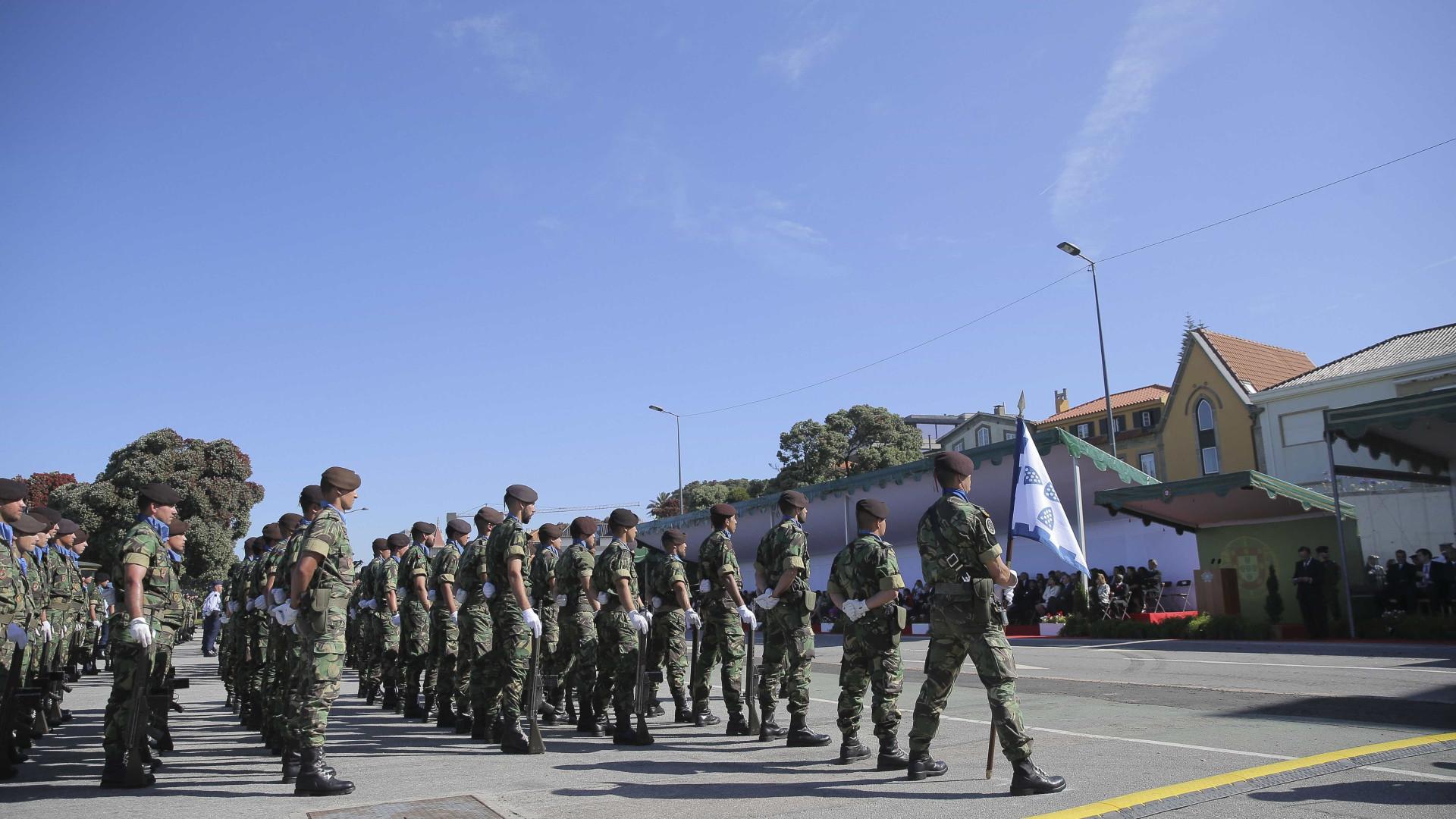 Promulgada primeira alteração a Estatuto dos Militares das Forças Armadas