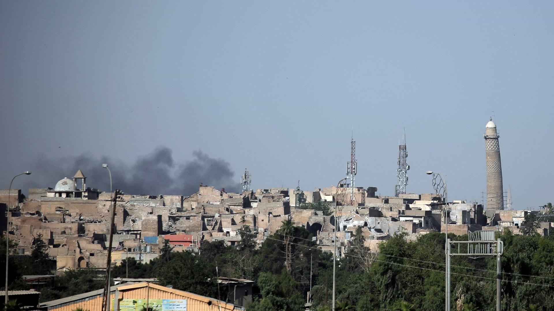 Síria: Novo avanço das tropas do regime na província de Raqa