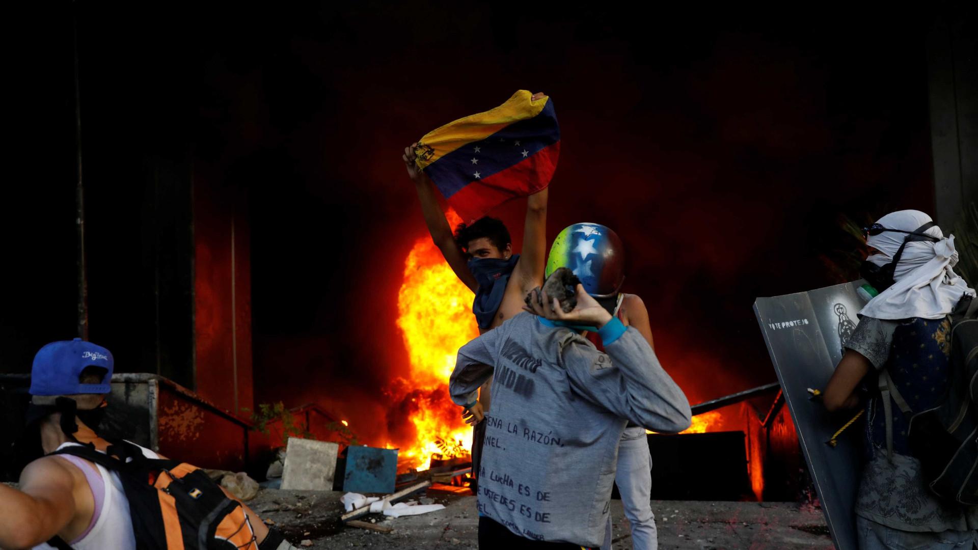 Resolução sobre crise na Venezuela vai ser tomada hoje