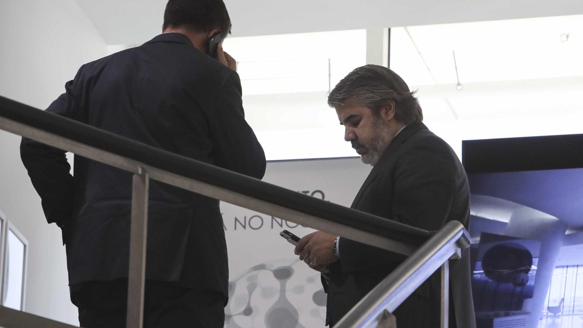 E-toupeira: Terminou o inquérito e arguidos ficaram em silêncio