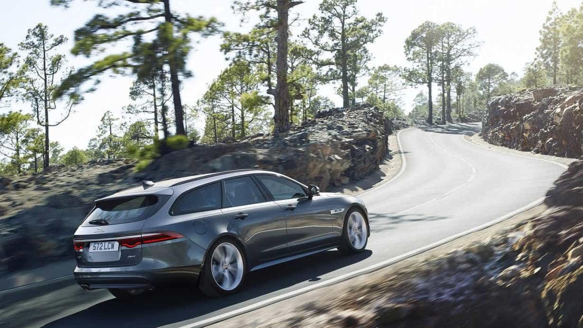 Jaguar XF Sportbrake já tem preço para o mercado português