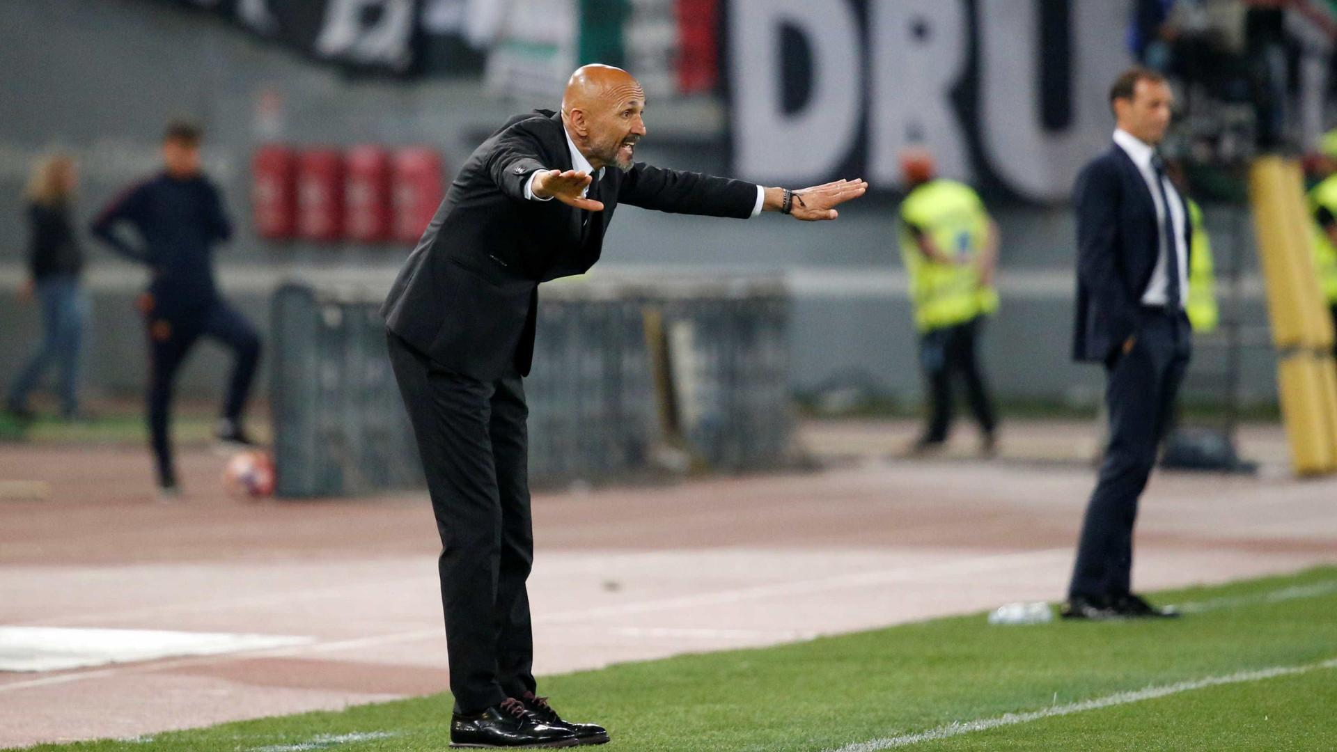 Treinador do Inter Milão ainda não desistiu da contratação de Modric