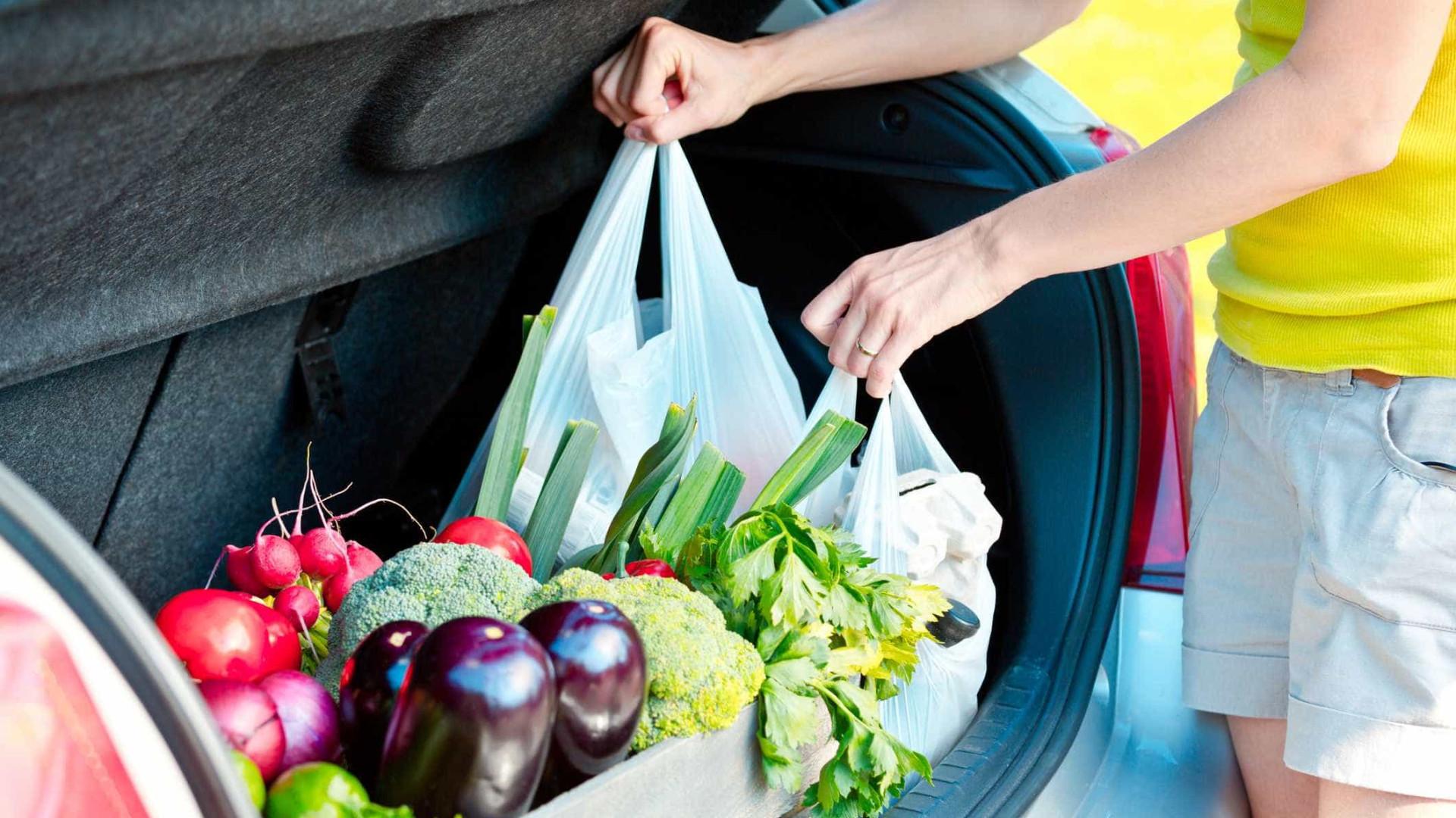 Colocar comida na mala do carro pode deixá-lo doente. Previna-se