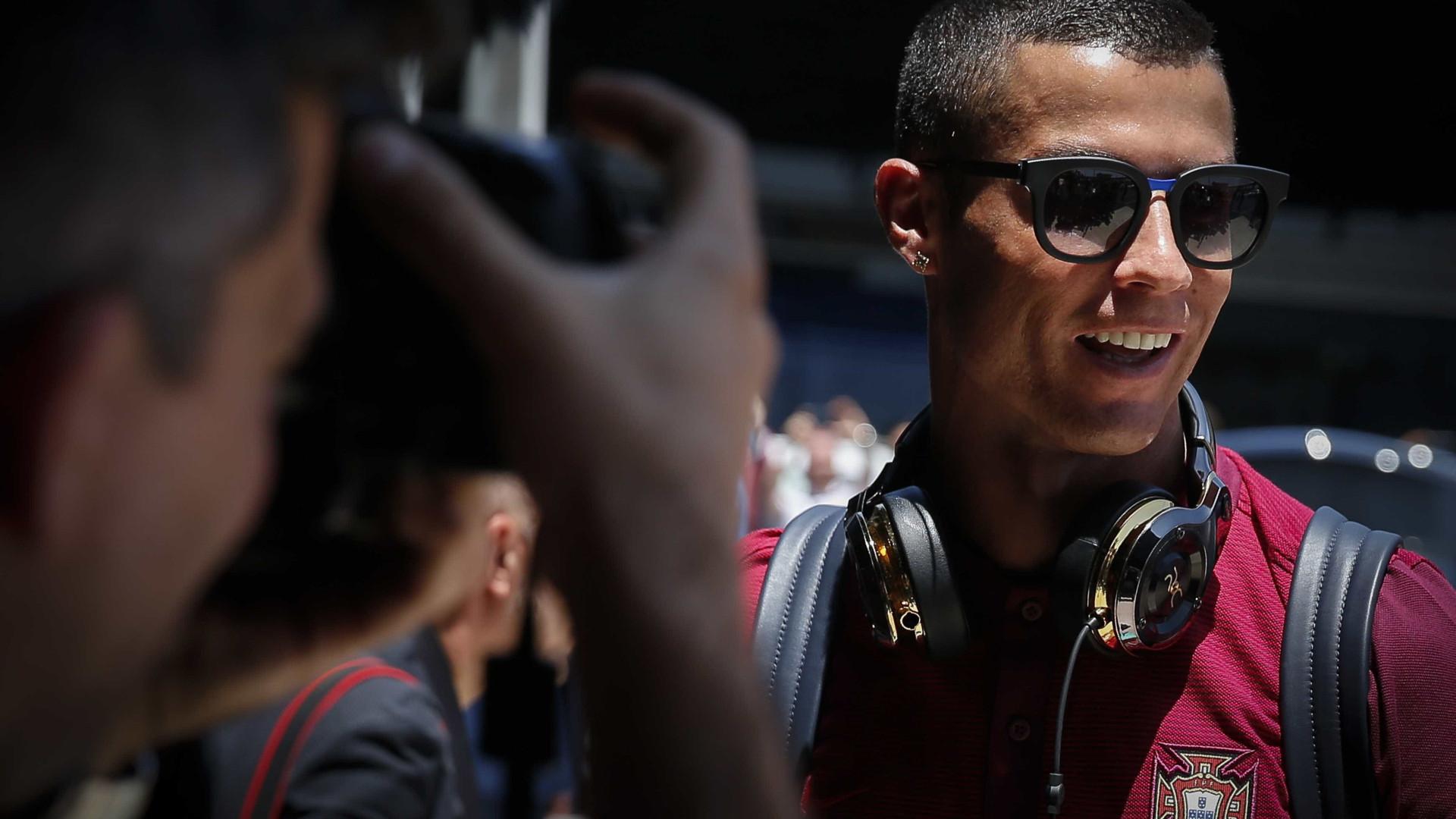 """Se Cristiano Ronaldo acabar na prisão, tornar-se-á na 'Miss Setembro'"""