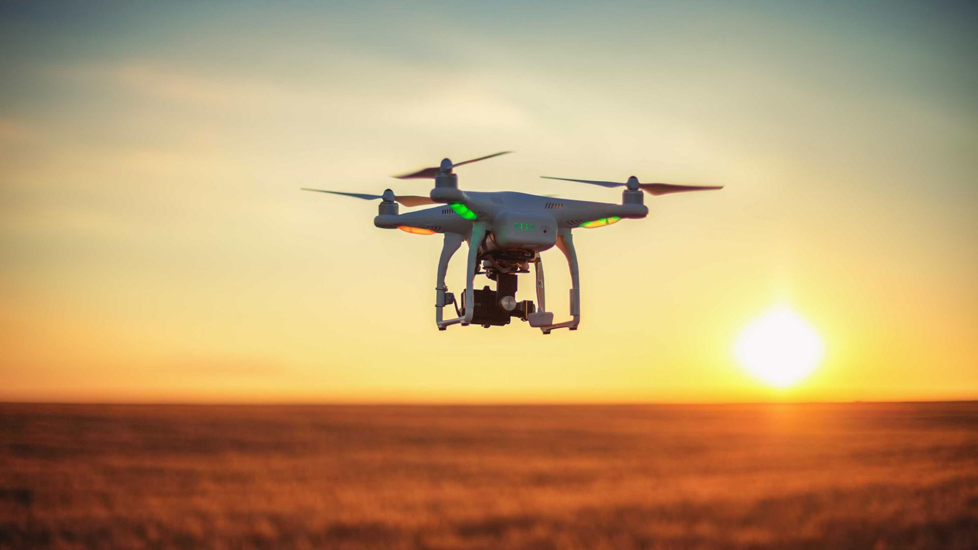 Incidentes com drones ultrapassaram os registados nos últimos cinco anos