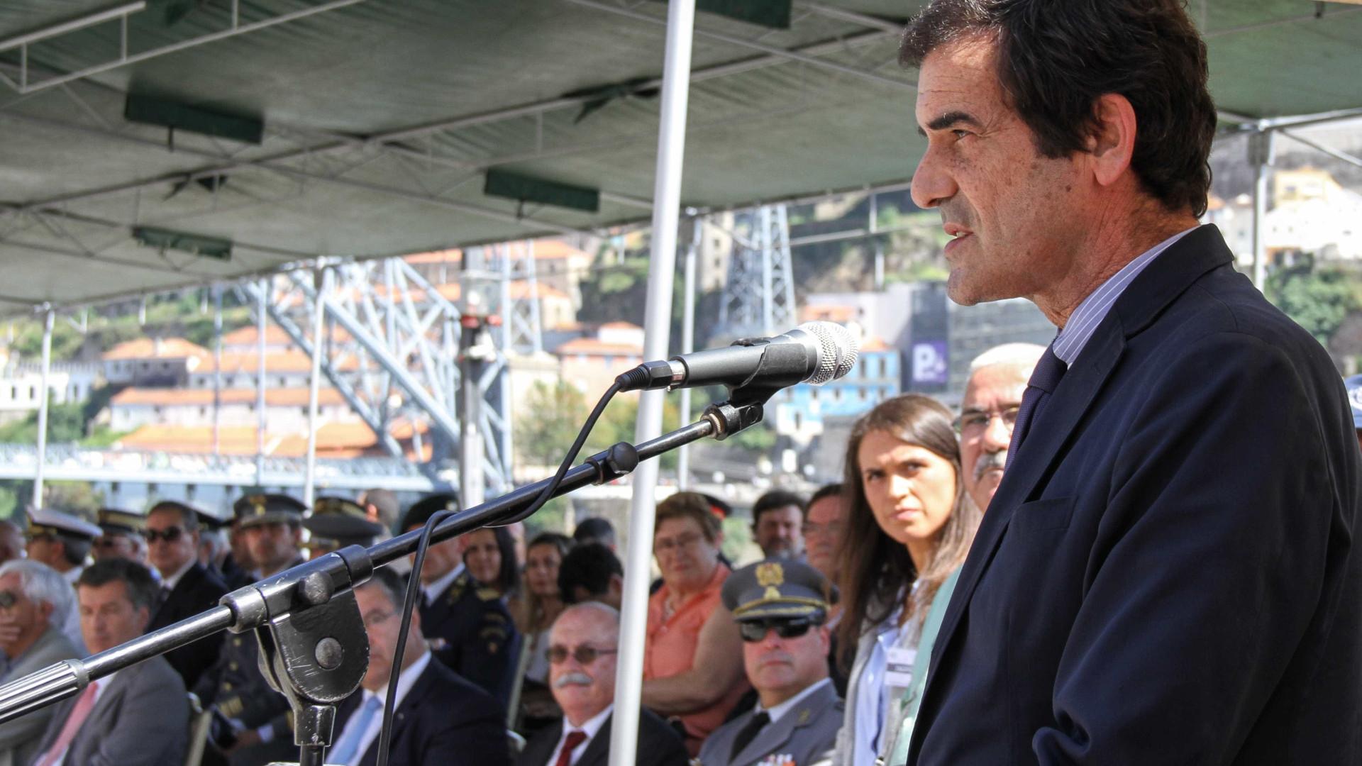 Sustentabilidade e Coesão entre pilares de Rui Moreira para o Porto