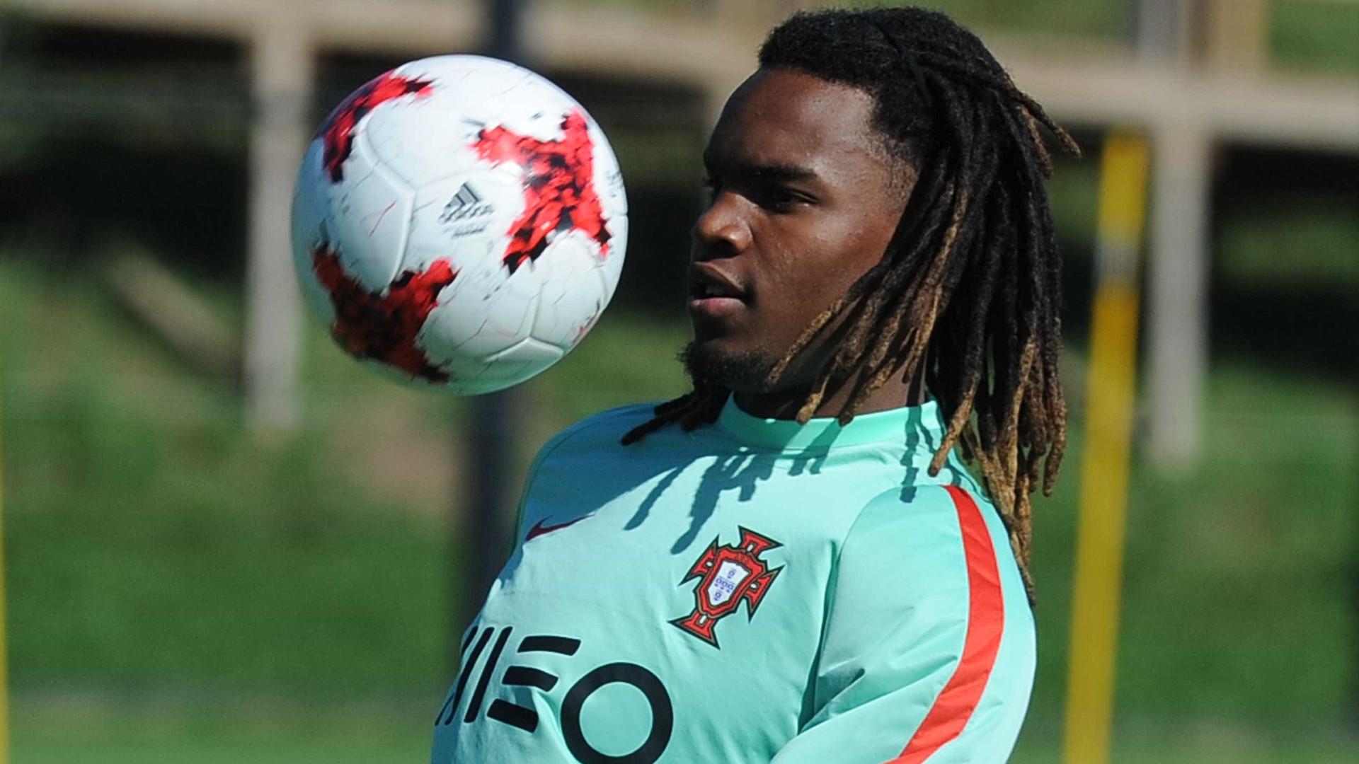 Milan admite interesse em Renato Sanches