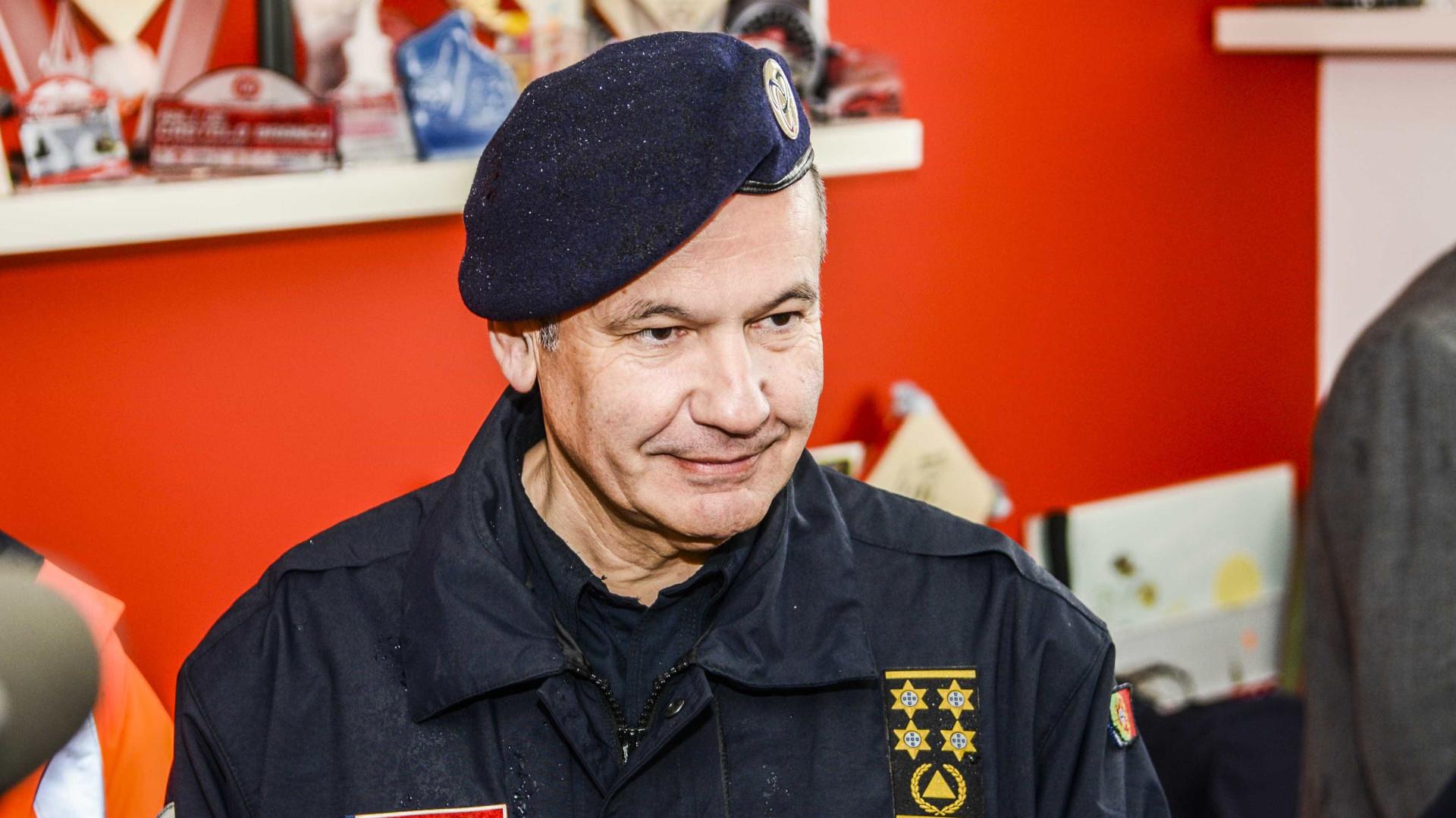 Comandante da Proteção Civil fez a licenciatura com 90% de equivalências