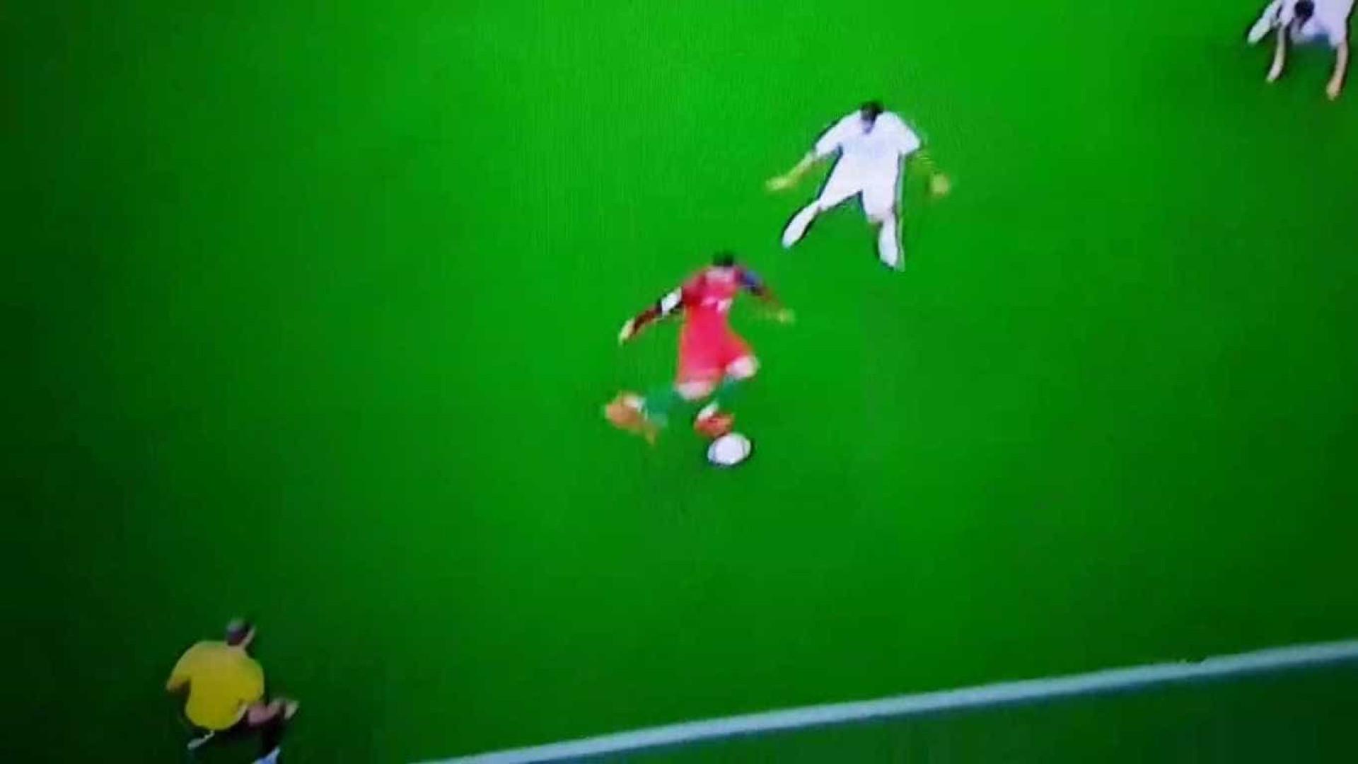 Quaresma apostou no 'futebol de rua' para bater Ochoa