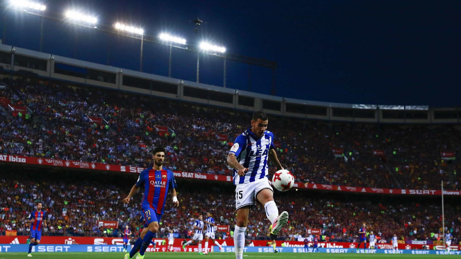 Real Madrid vai pagar 24 milhões por Theo Hernández