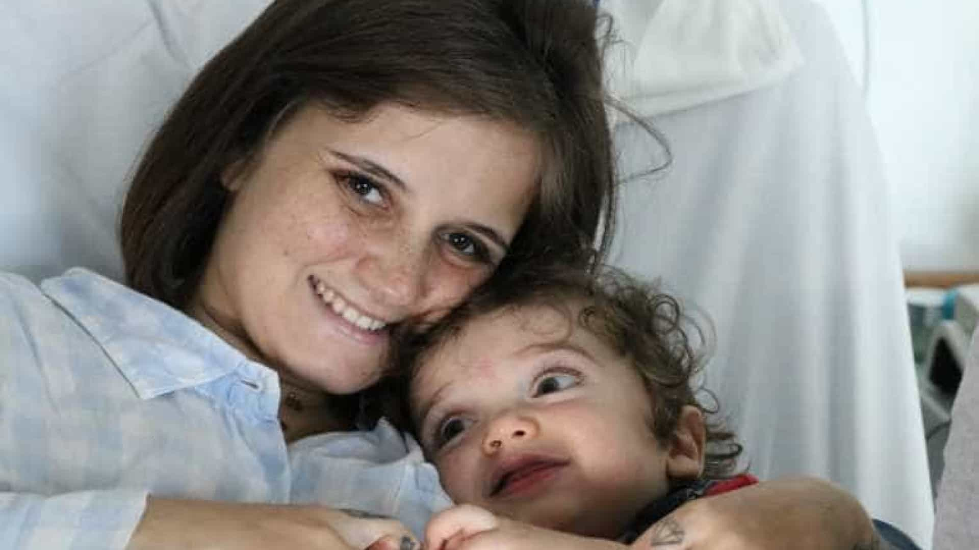 """Deslandes: """"A parte mais difícil de ter dois filhos pequeninos é a culpa"""""""