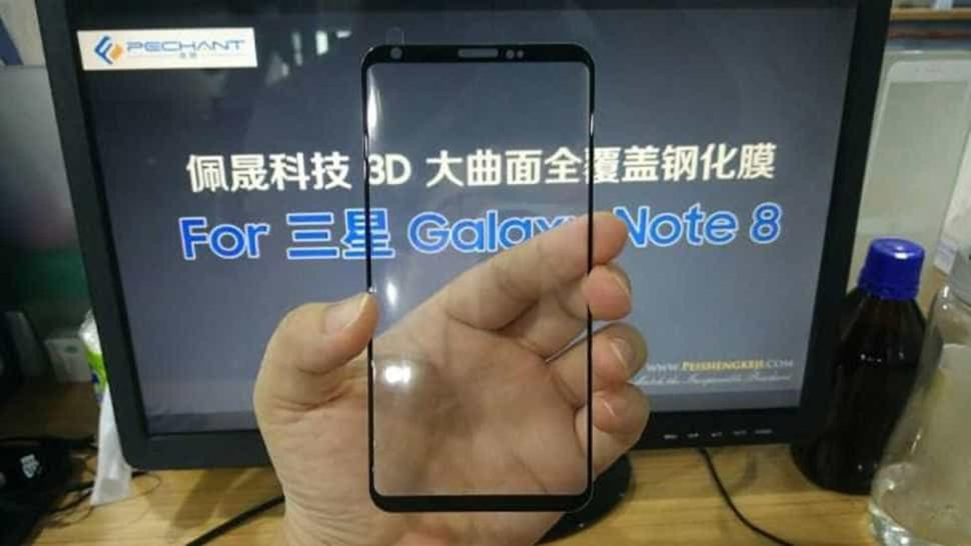 Quer ter o Galaxy Note 8? Imagem mostra que poderá não ser para todos…