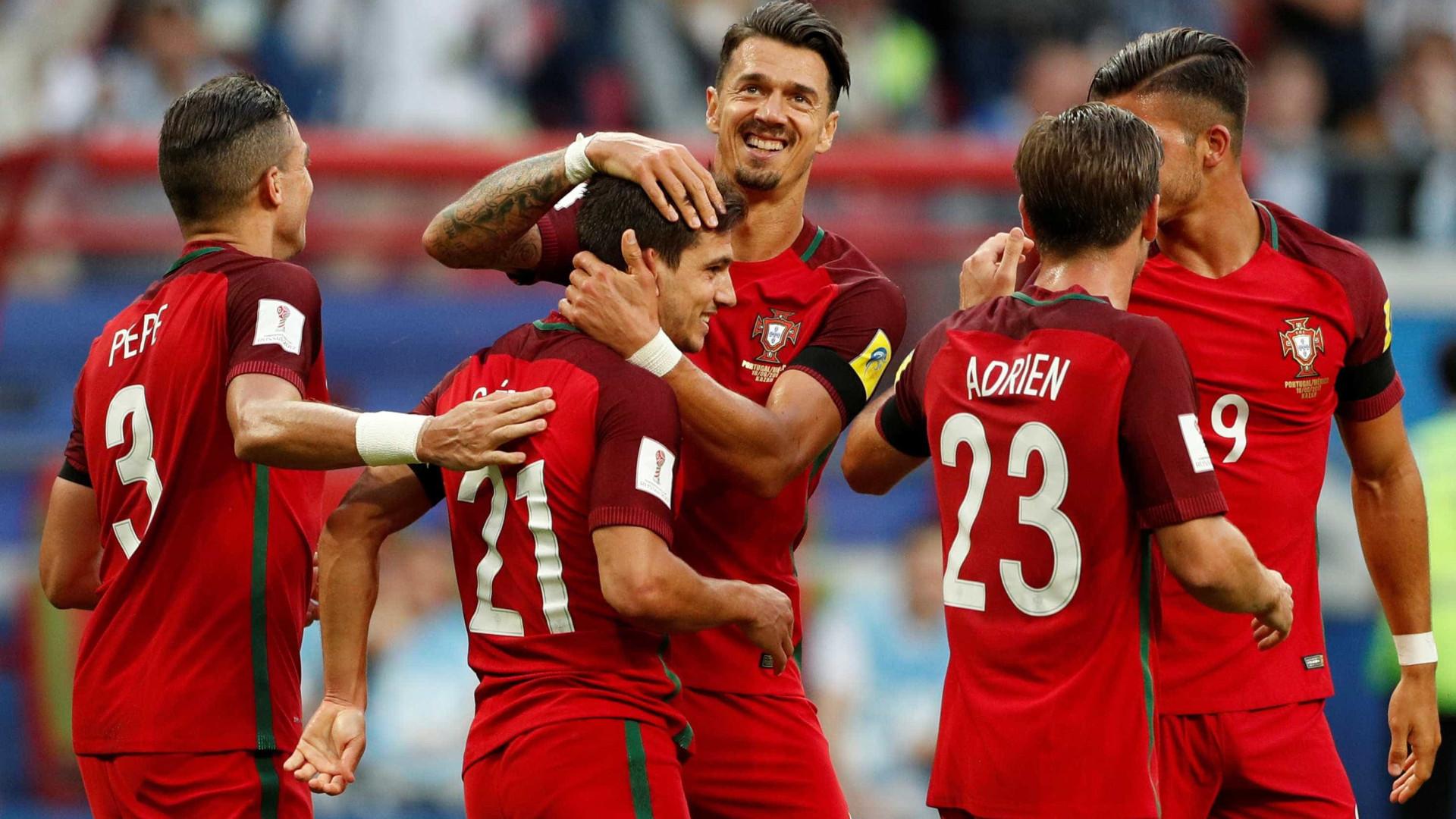 """Mexicanos dizem que """"Portugal é uma seleção mediana"""""""