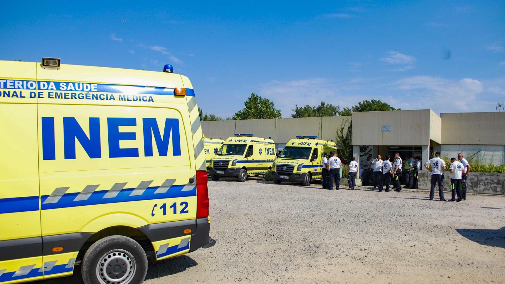 Pedrógão Grande: 135 feridos, dos quais 121 civis, 13 bombeiros e um GNR