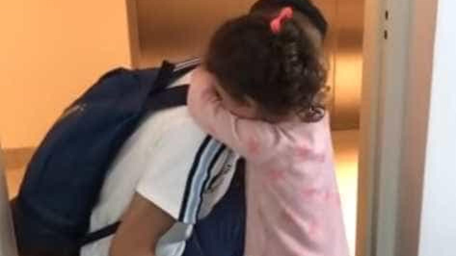 O enternecedor momento em que Di María reencontra a filha