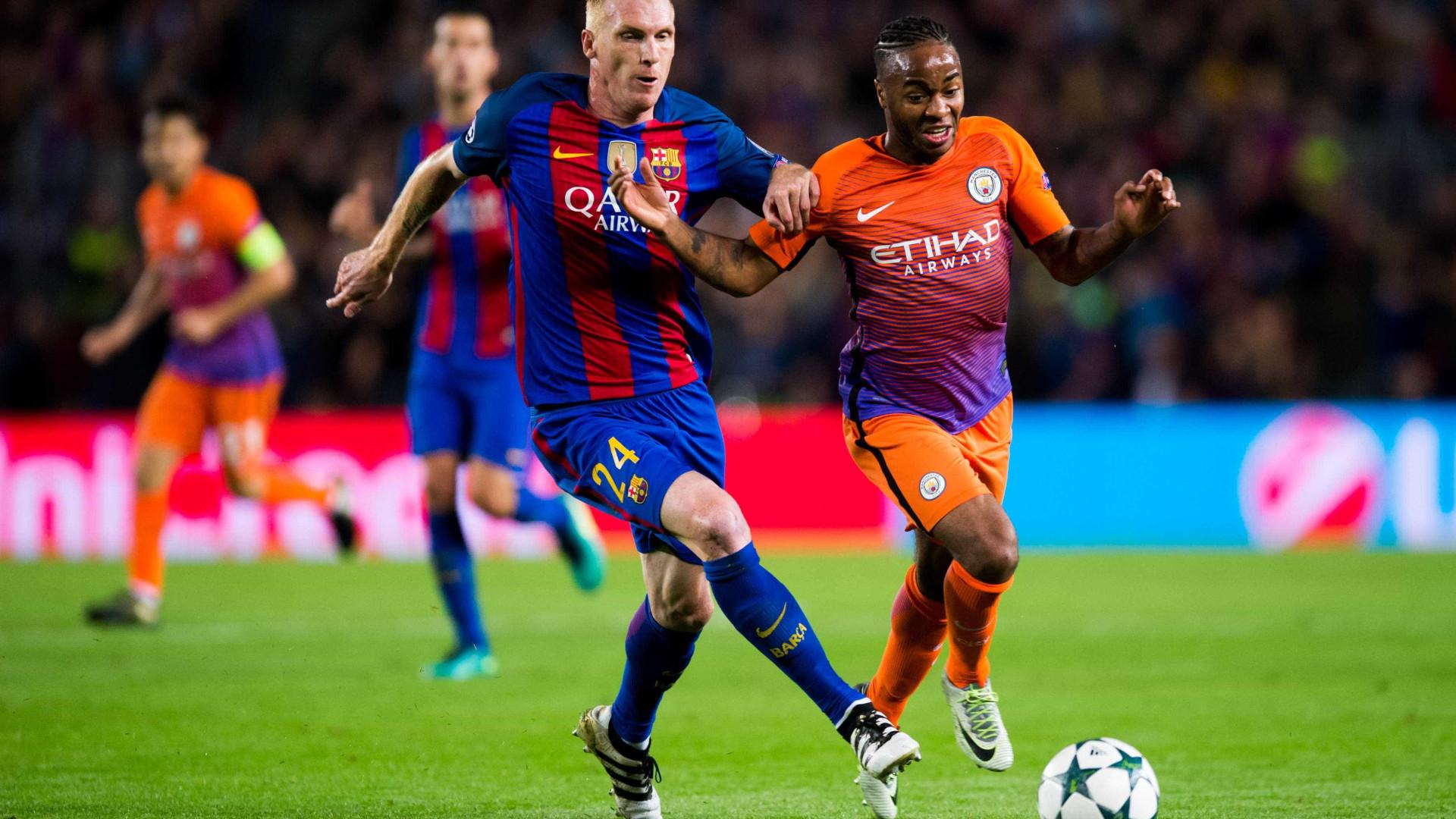 Mathieu muito perto de assinar pelo Sporting