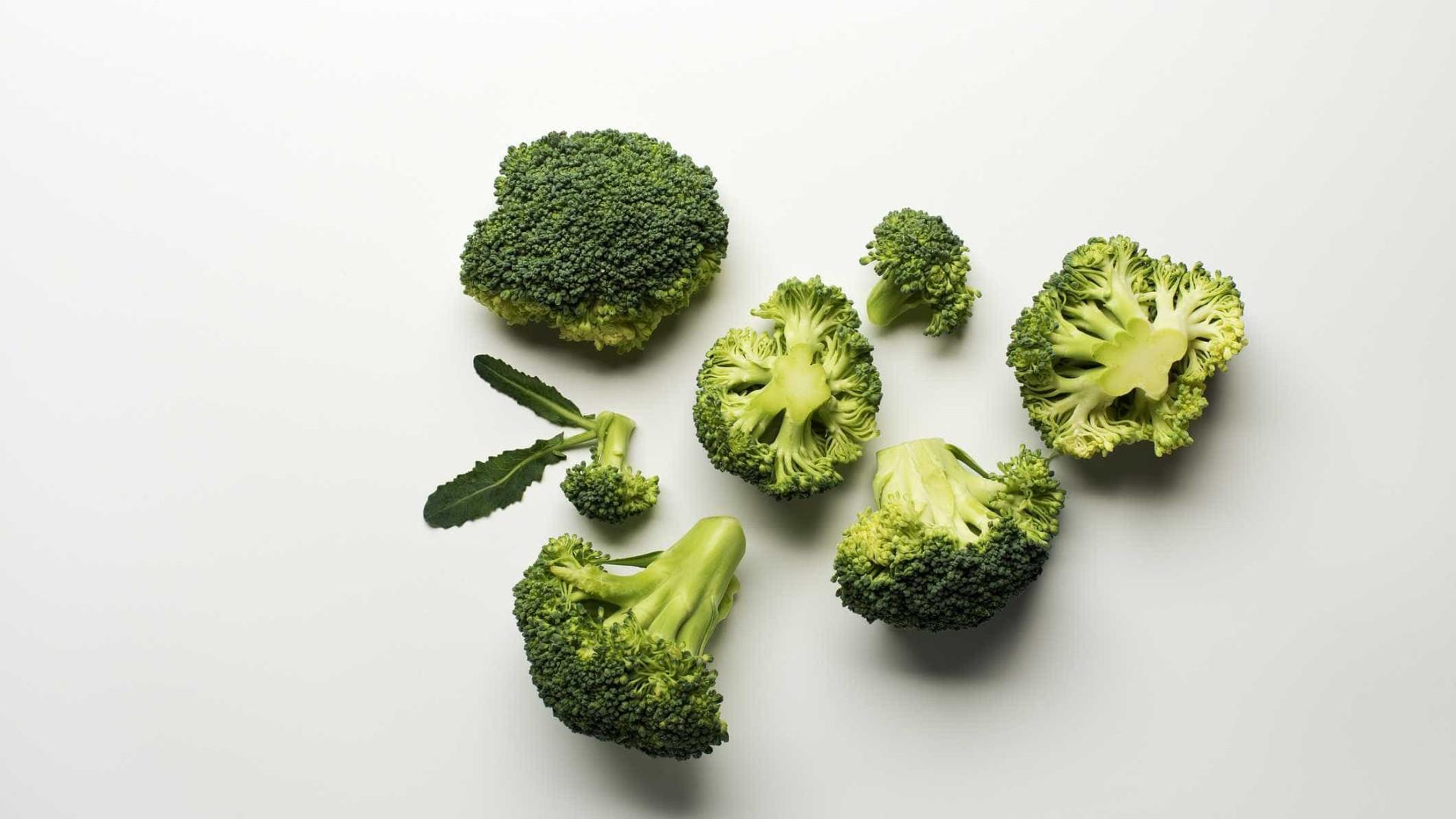 Componente presente nos brócolos pode ajudar a travar a diabetes tipo 2