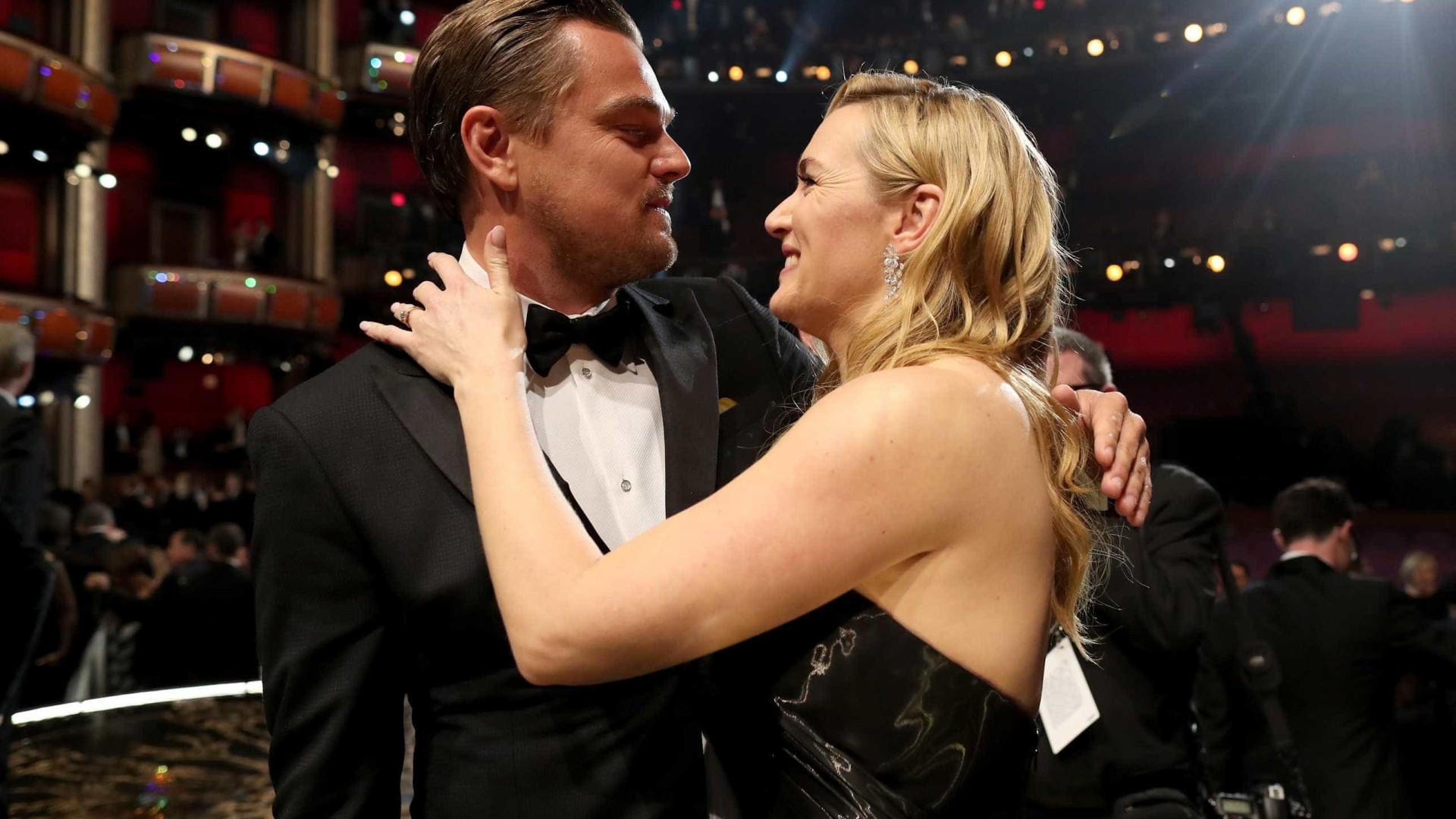 Kate Winslet e Leonardo DiCaprio novamente juntos? A resposta da atriz