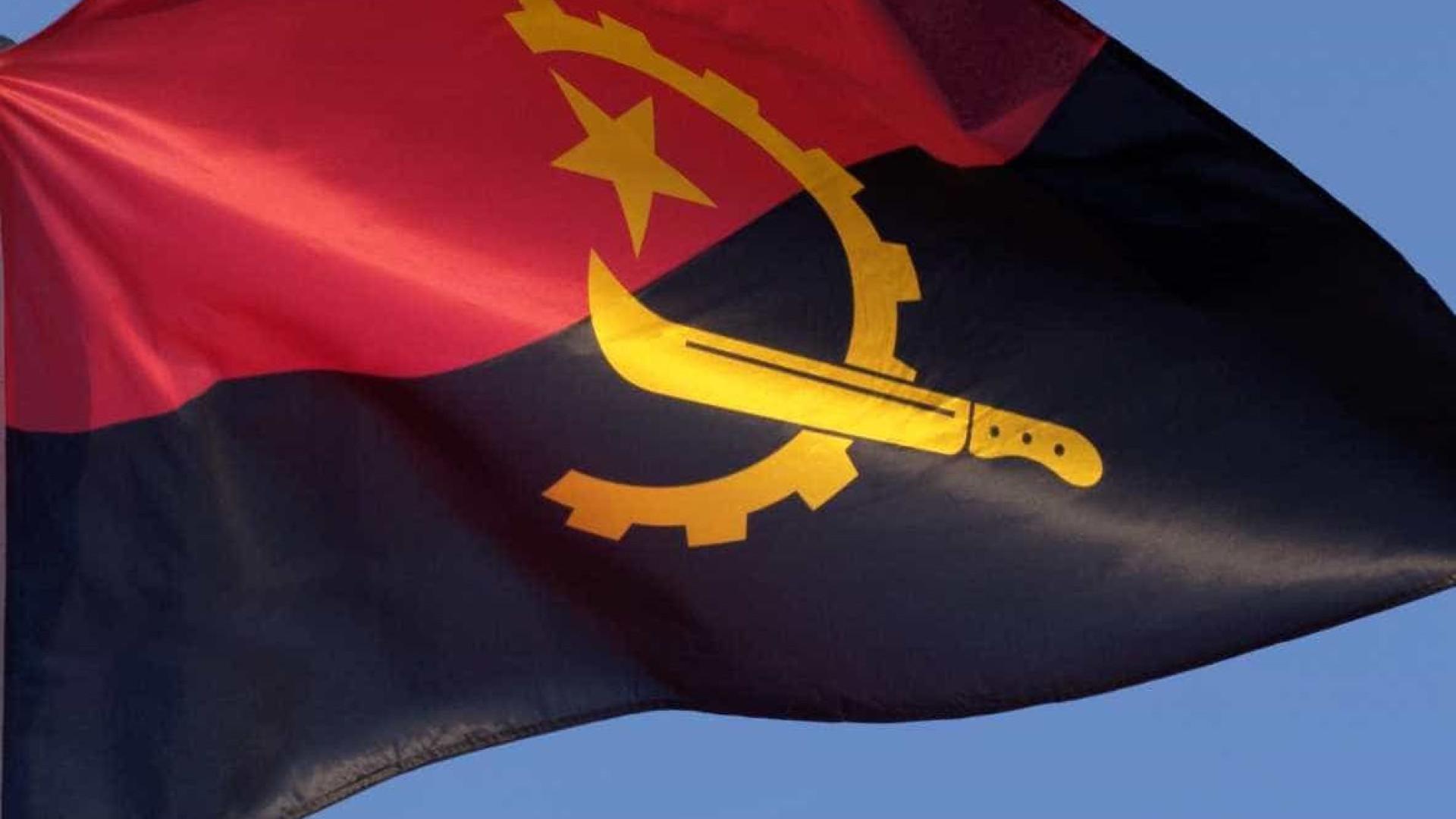 Aeronave que se despenhou em Angola terá sido atingida por raio