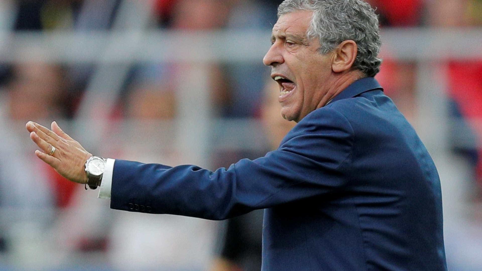 Santos desvaloriza críticas ao vídeo-árbitro e diz que