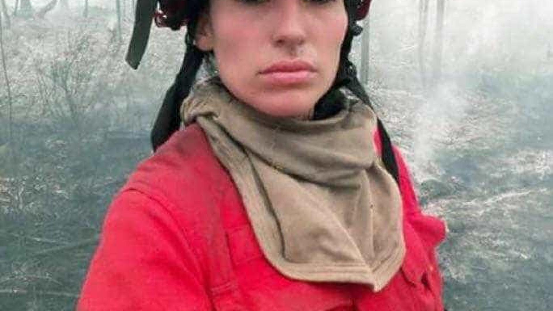 Após elogios e criticas, a verdade sobre bombeira que beleza tornou viral