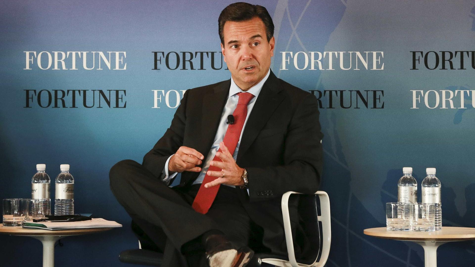 Lloyds Banking Group aumentou lucros e subiu ordenado a Horta Osório