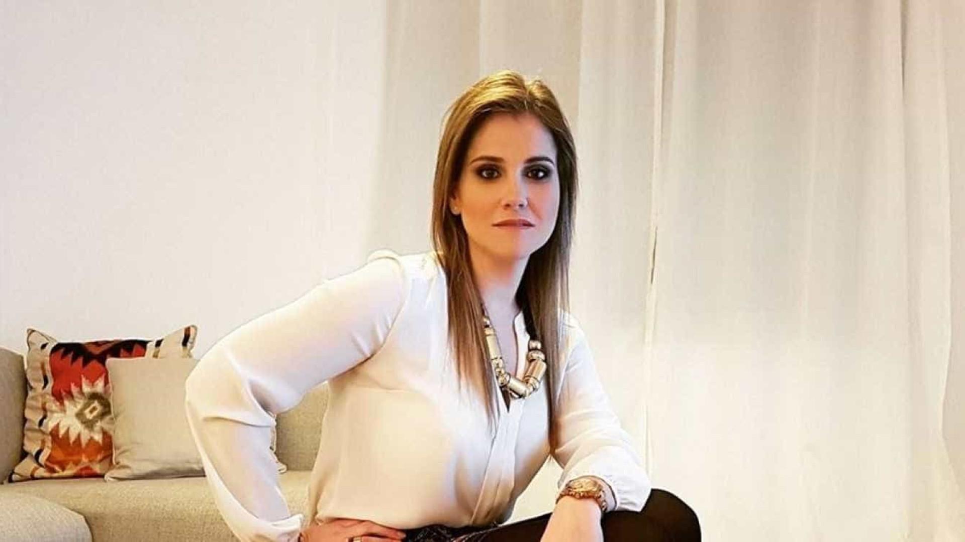 Ex-mulher diz que pediu a Bruno de Carvalho para ficar com a filha Diana