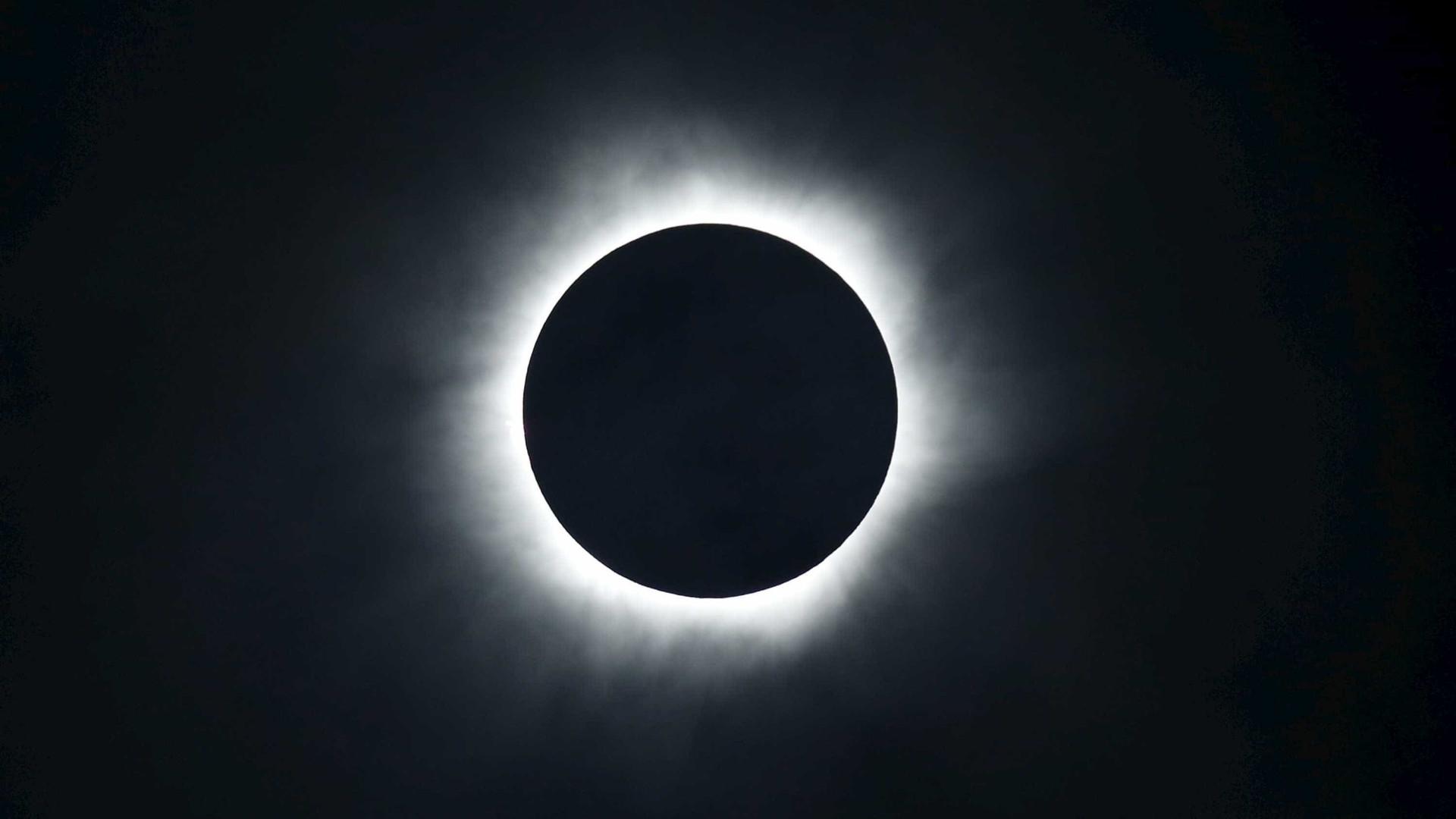 NASA prepara-se para o primeiro eclipse solar visível nos EUA em 99 anos