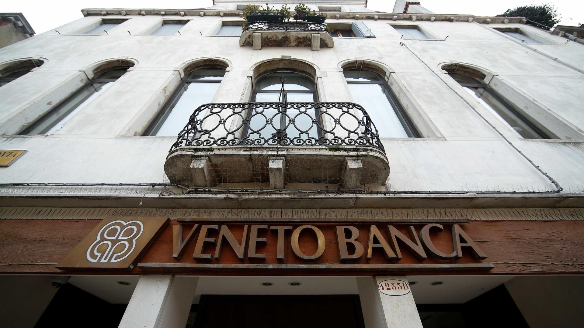 Itália paga 17 mil milhões de euros para resgatar dois bancos