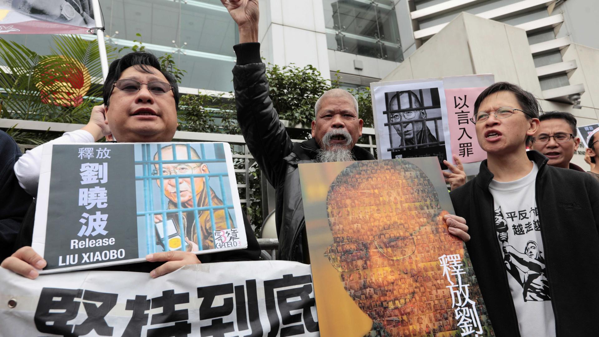 China liberta Prêmio Nobel da Paz Liu Xiaobo, vítima de câncer terminal